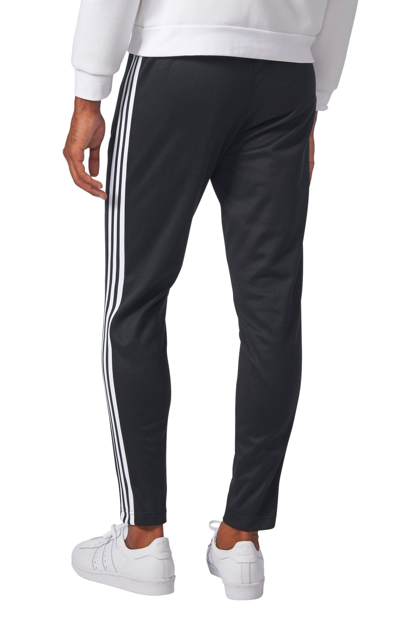 Alternate Image 2  - adidas Originals Beckenbauer Open Hem Track Pants