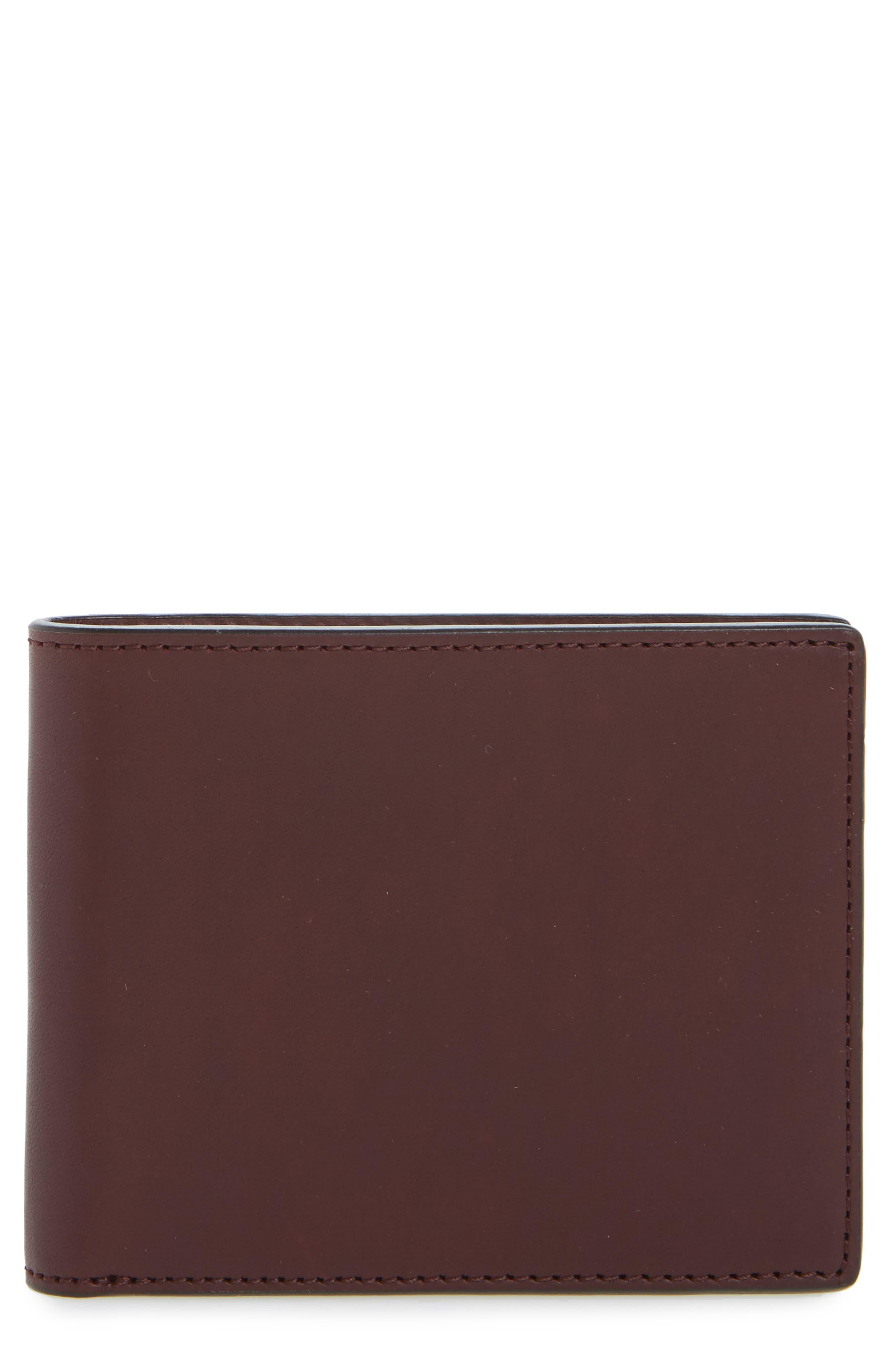 Main Image - rag & bone Hampshire Bifold Leather Wallet