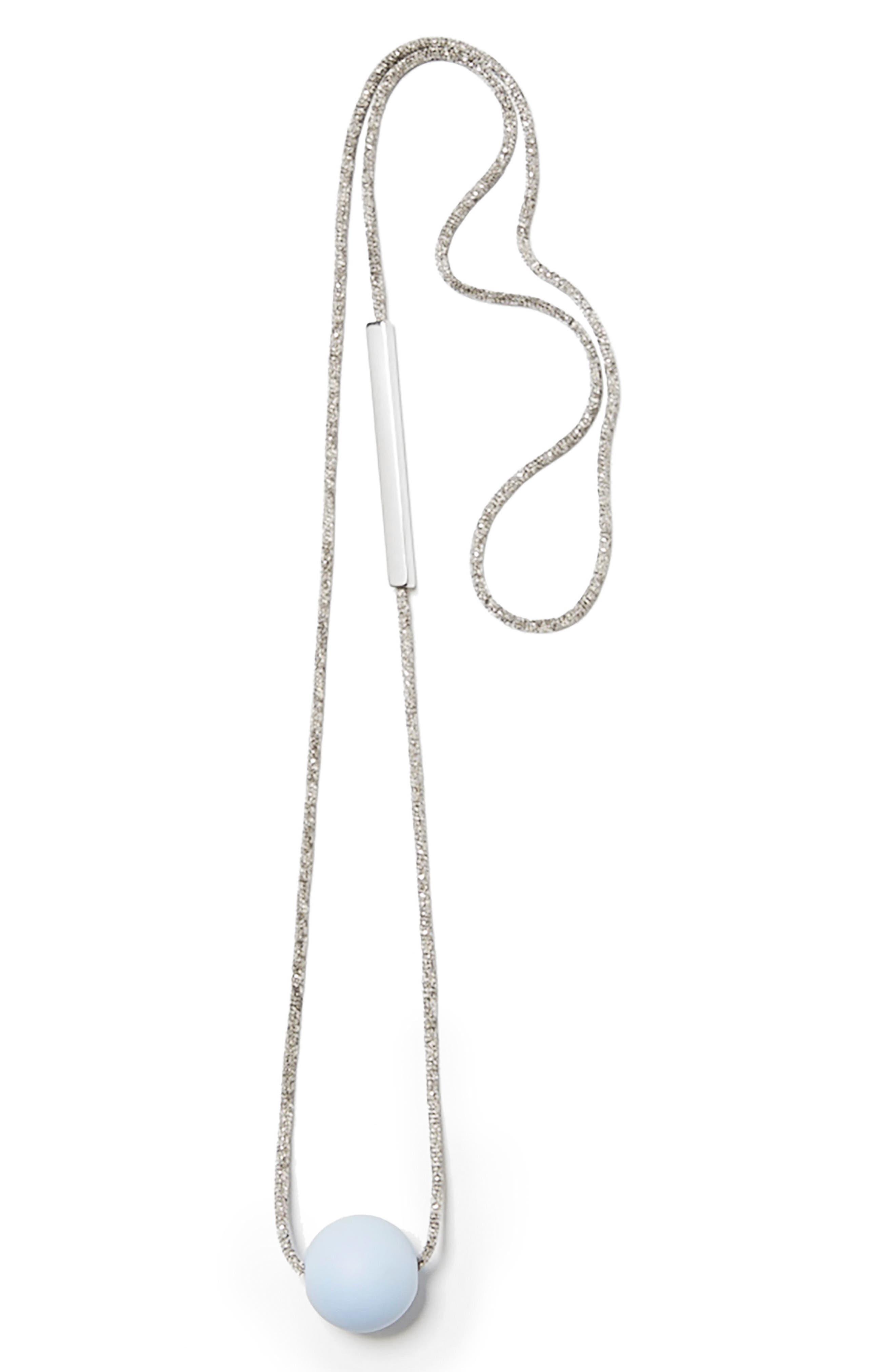 Lafayette 148 New York Viva Deco Drop Necklace