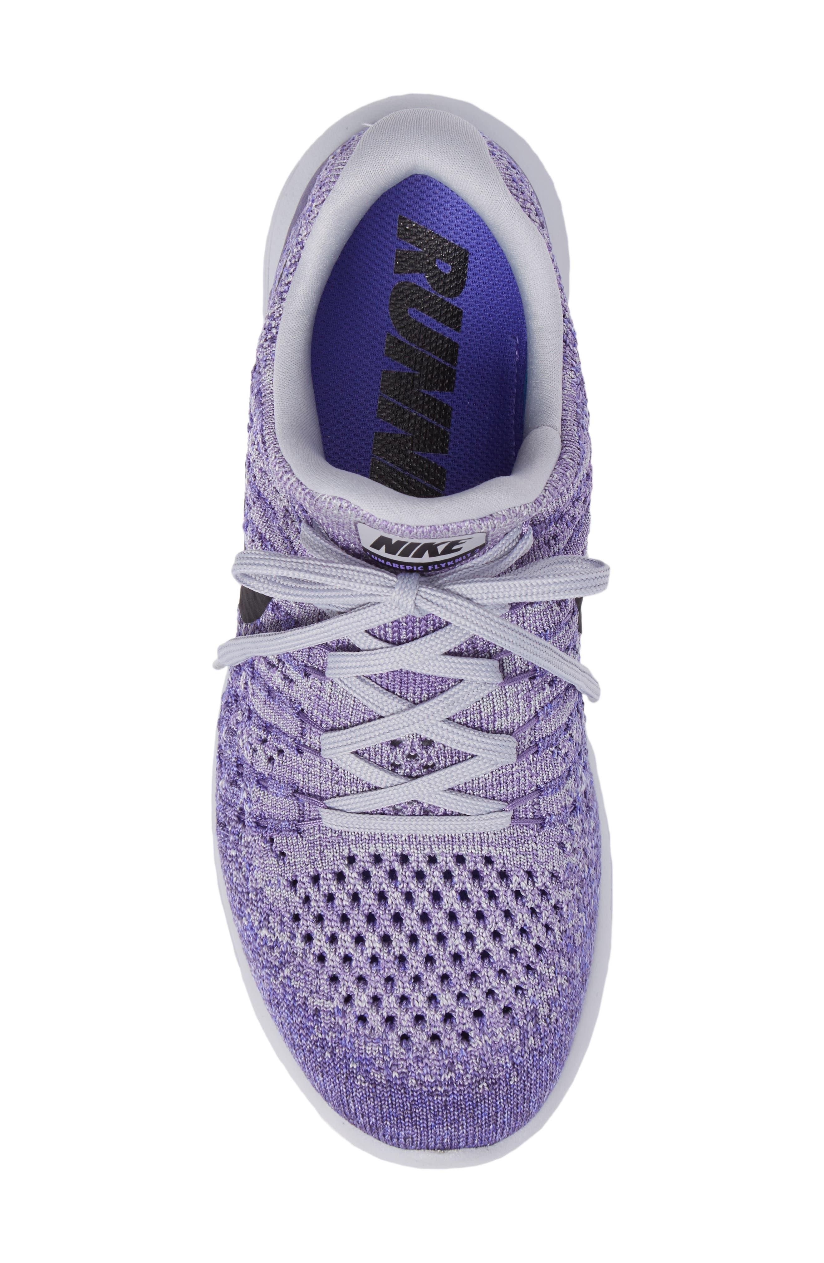 Alternate Image 5  - Nike LunarEpic Low Flyknit 2 Running Shoe (Women)