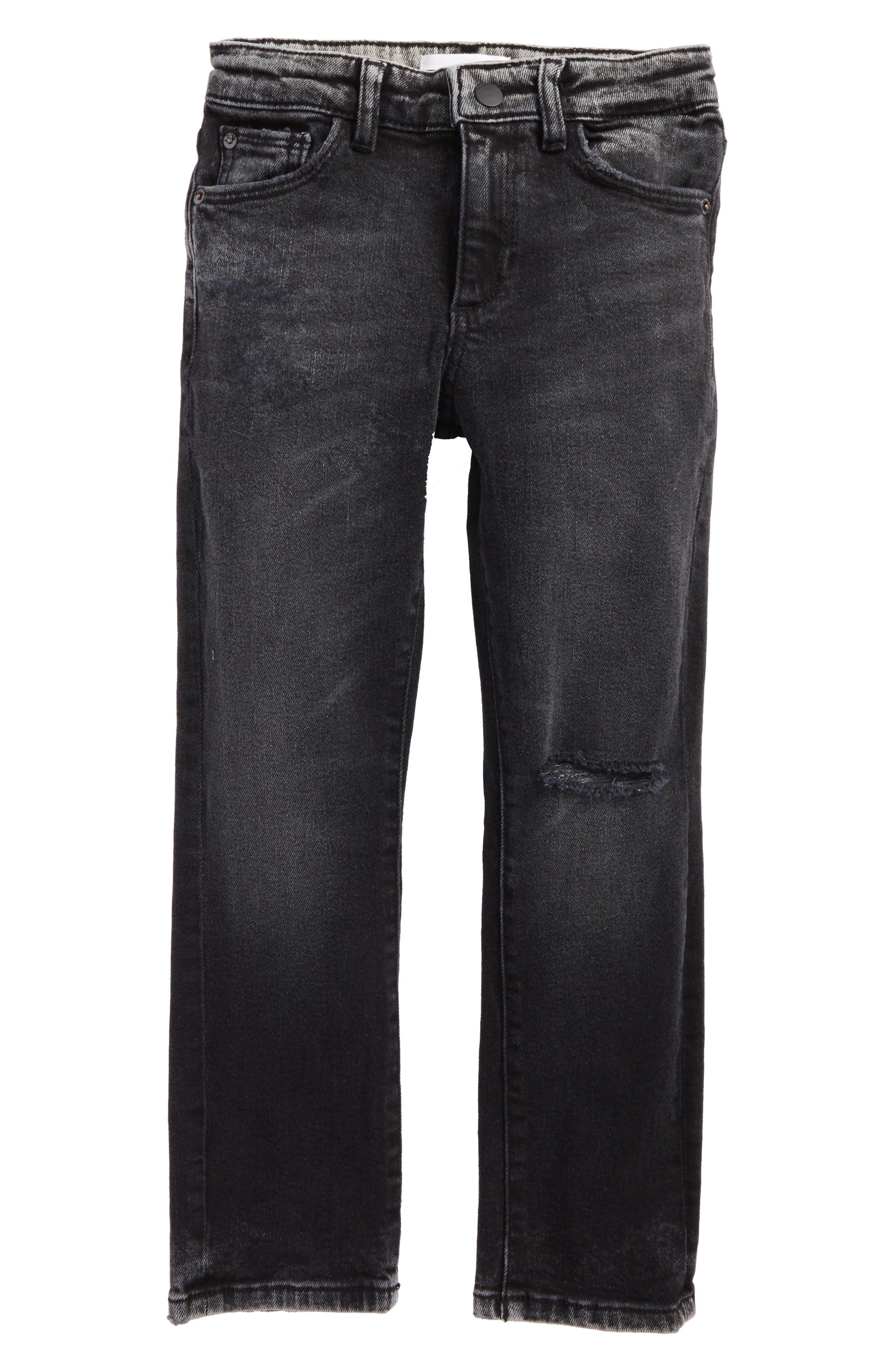 Alternate Image 1 Selected - DL1961 Hawke Skinny Jeans (Toddler Boys & Little Boys)