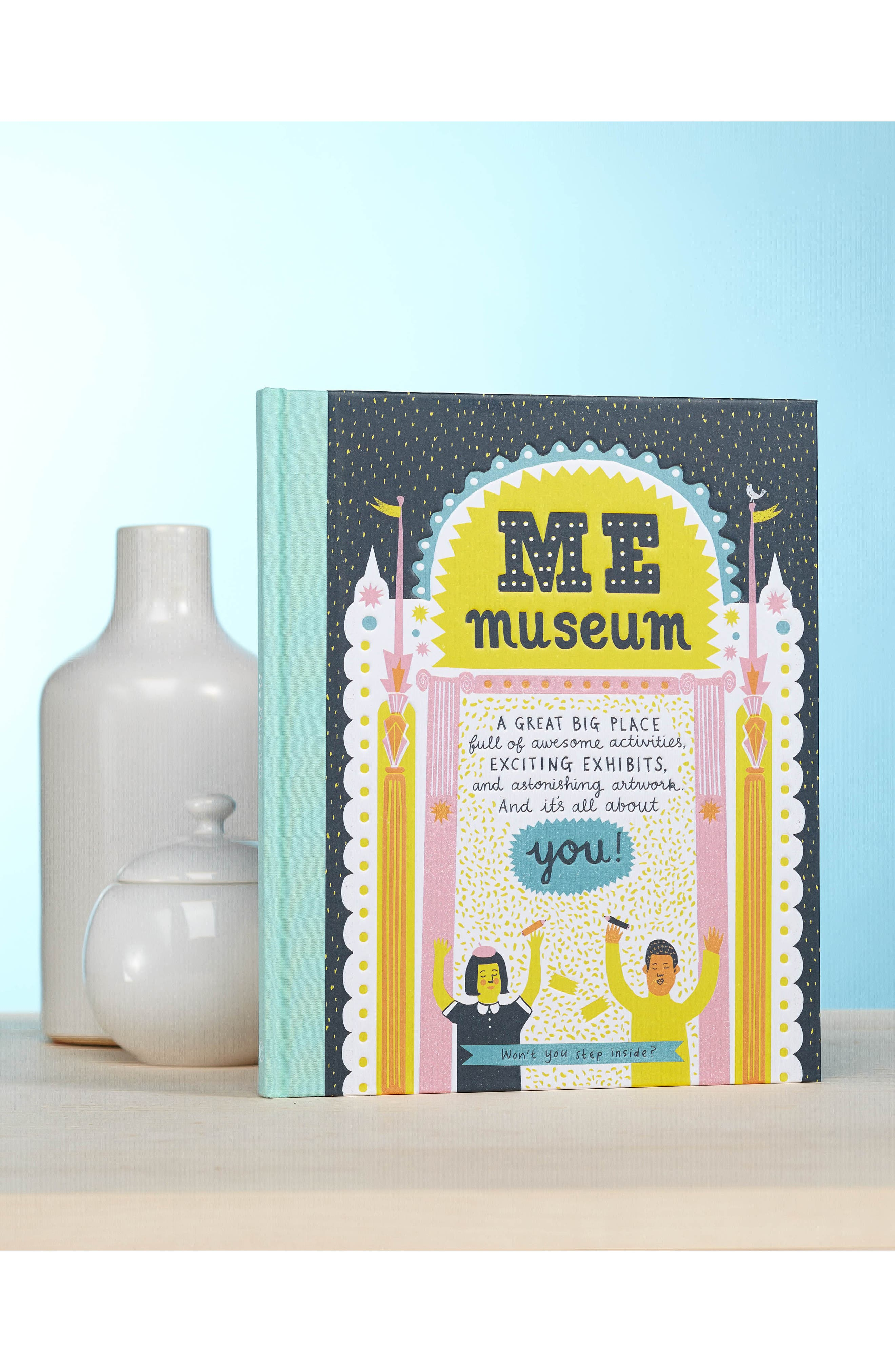 'Me Museum' - An Activity Book,                             Alternate thumbnail 6, color,                             Yellow