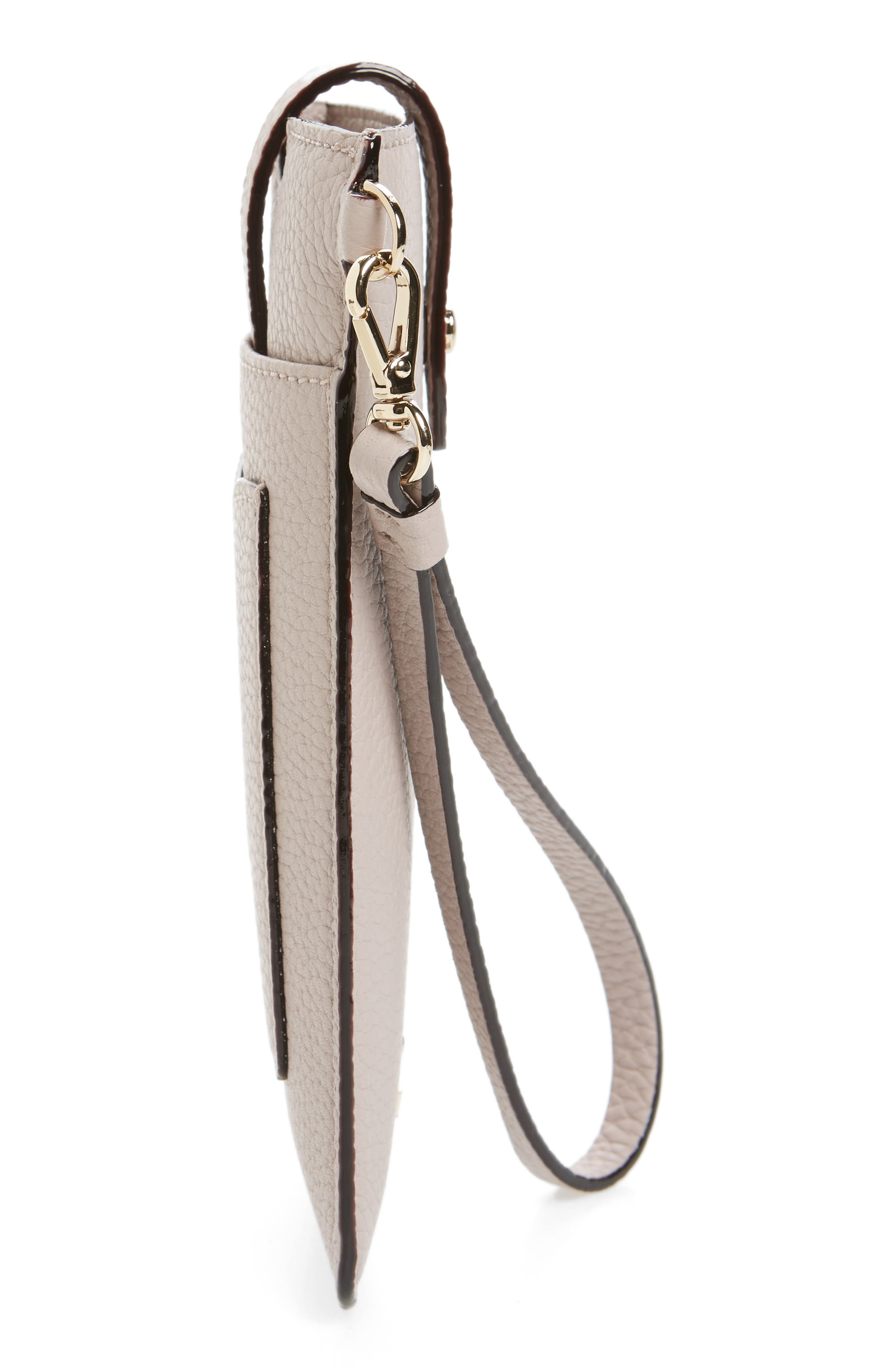 Alternate Image 4  - kate spade new york leather smartphone wristlet