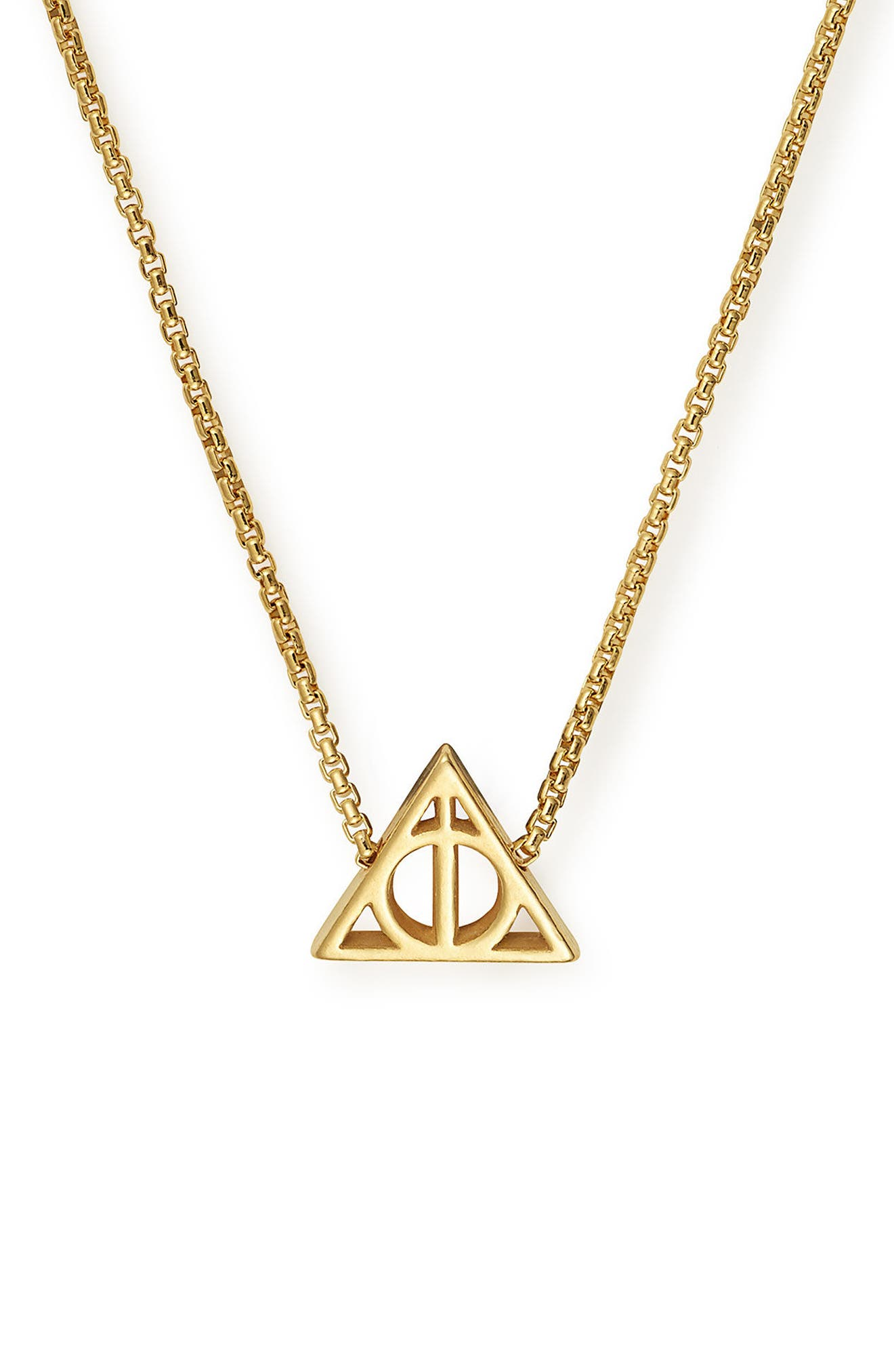 Alternate Image 2  - Alex and Ani Harry Potter™ Deathly Hallows™ Necklace