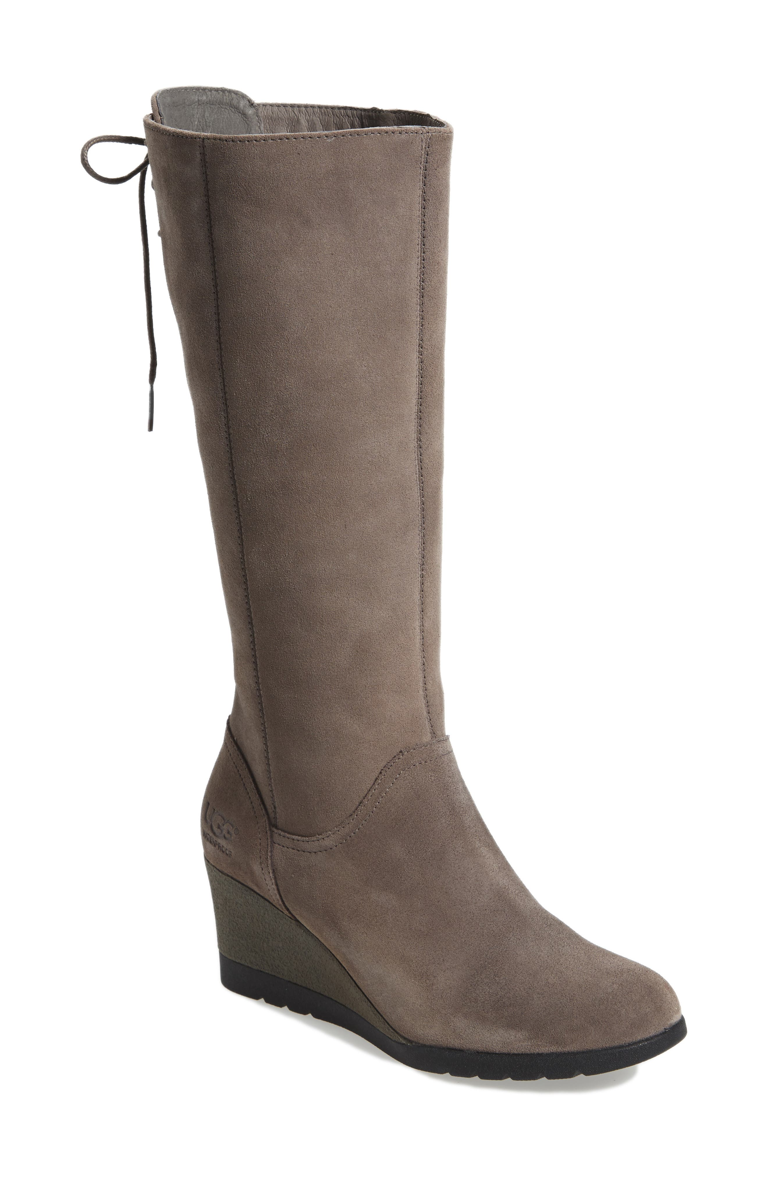 womens ugg wedge boots