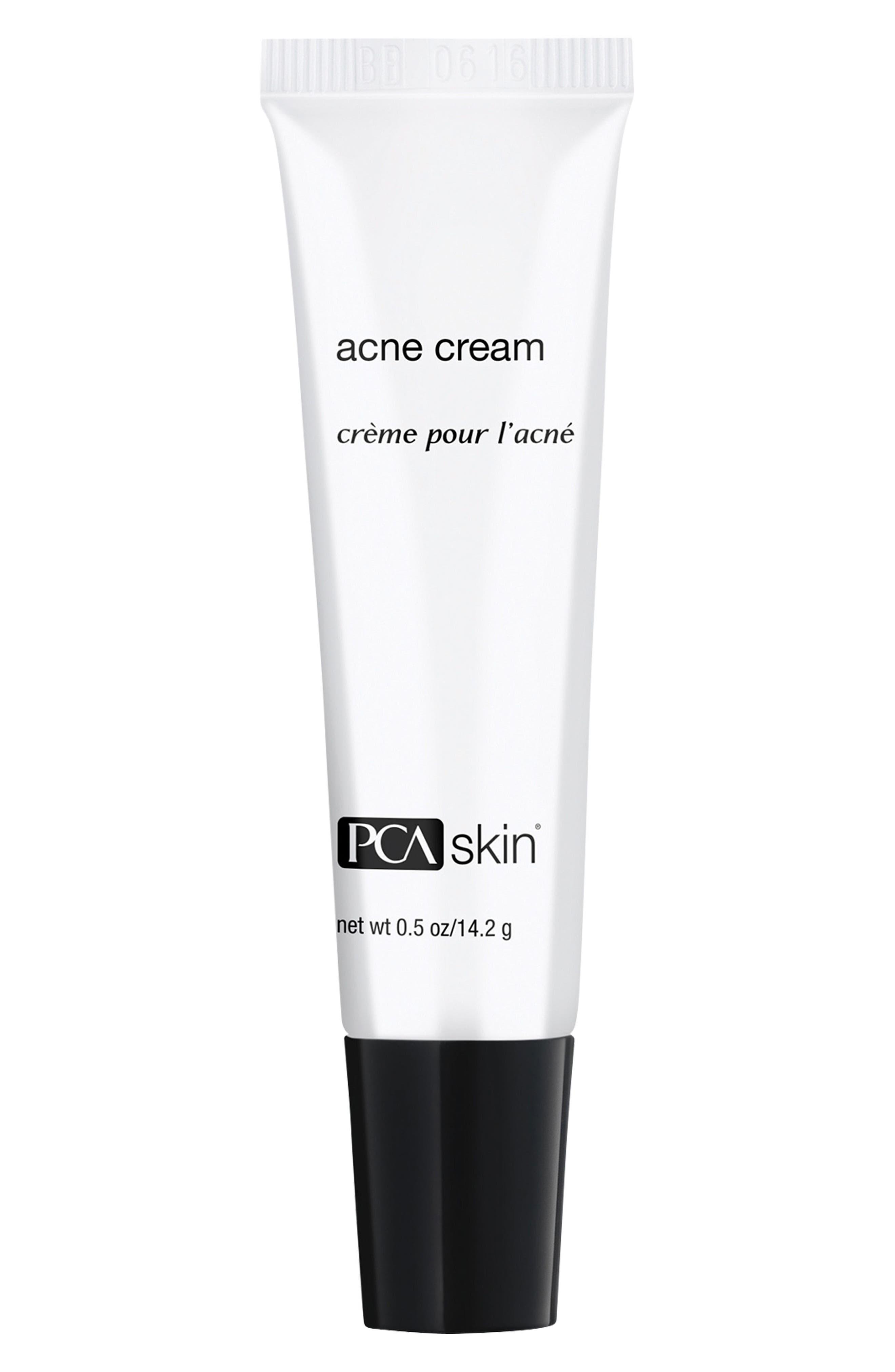 Acne Cream Spot Treatment,                         Main,                         color, No Color