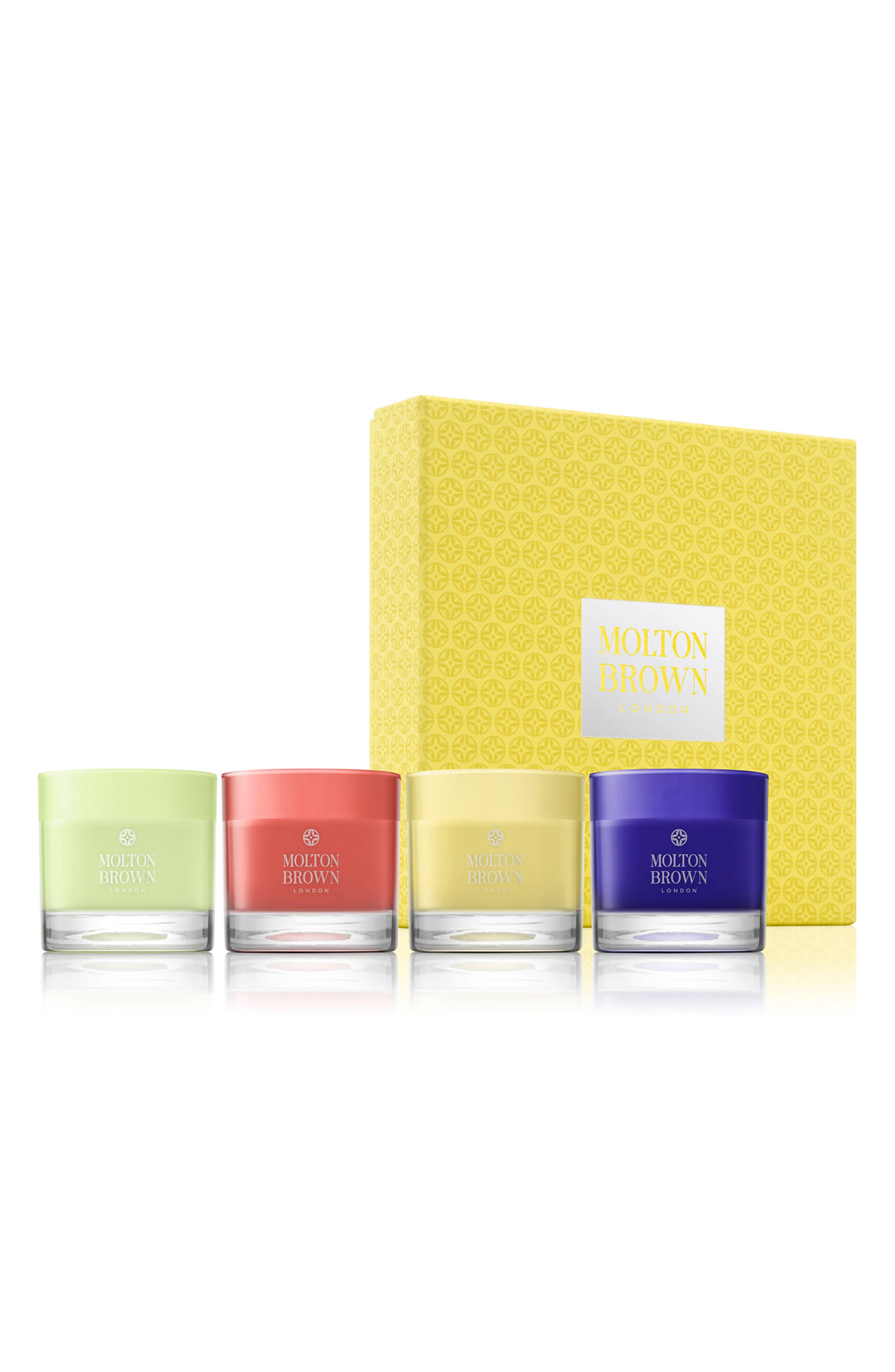MOLTON BROWN London Garden Bloom Mini Candle Collection