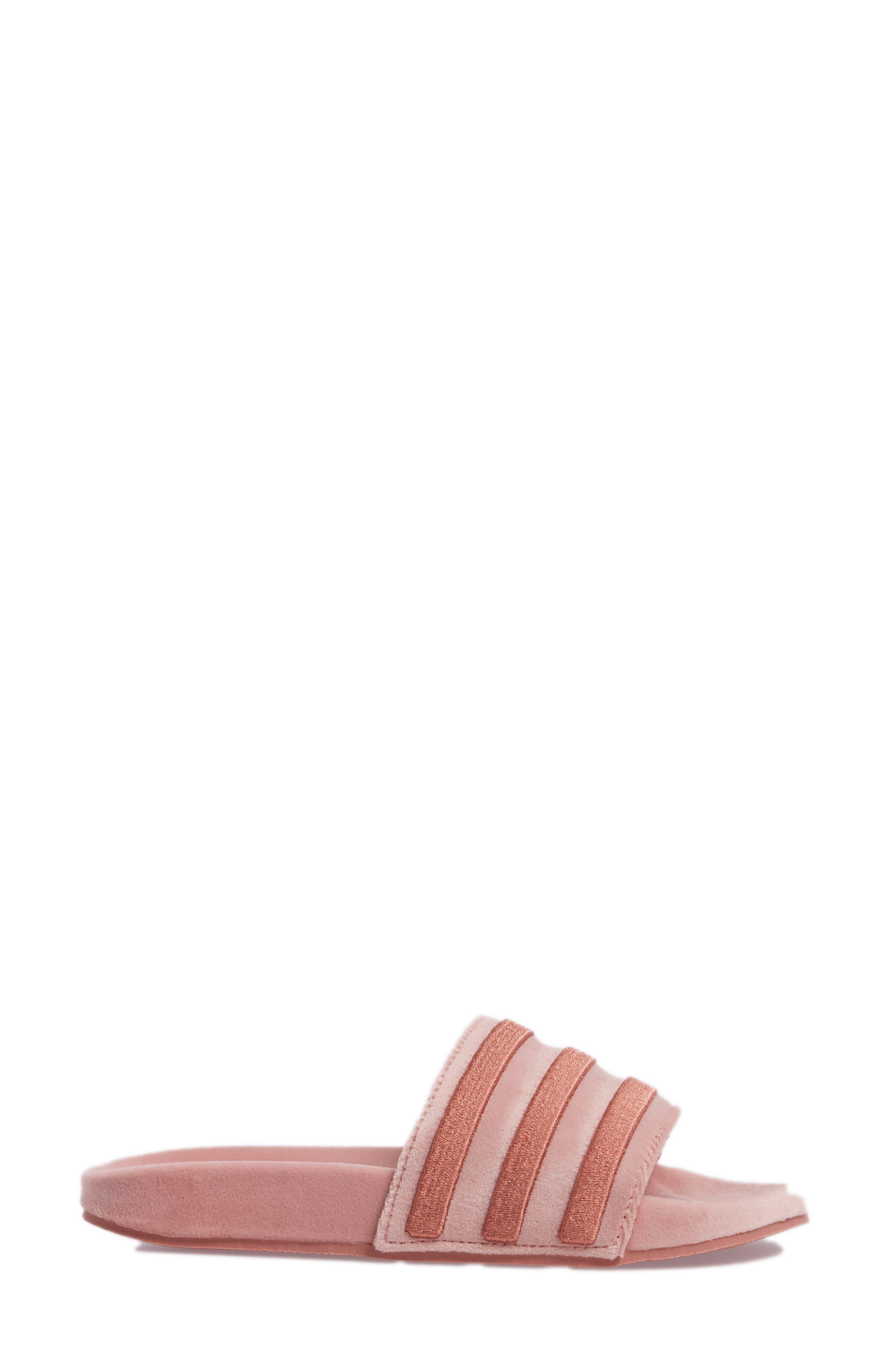 Alternate Image 3  - adidas 'Adilette' Slide Sandal (Women)