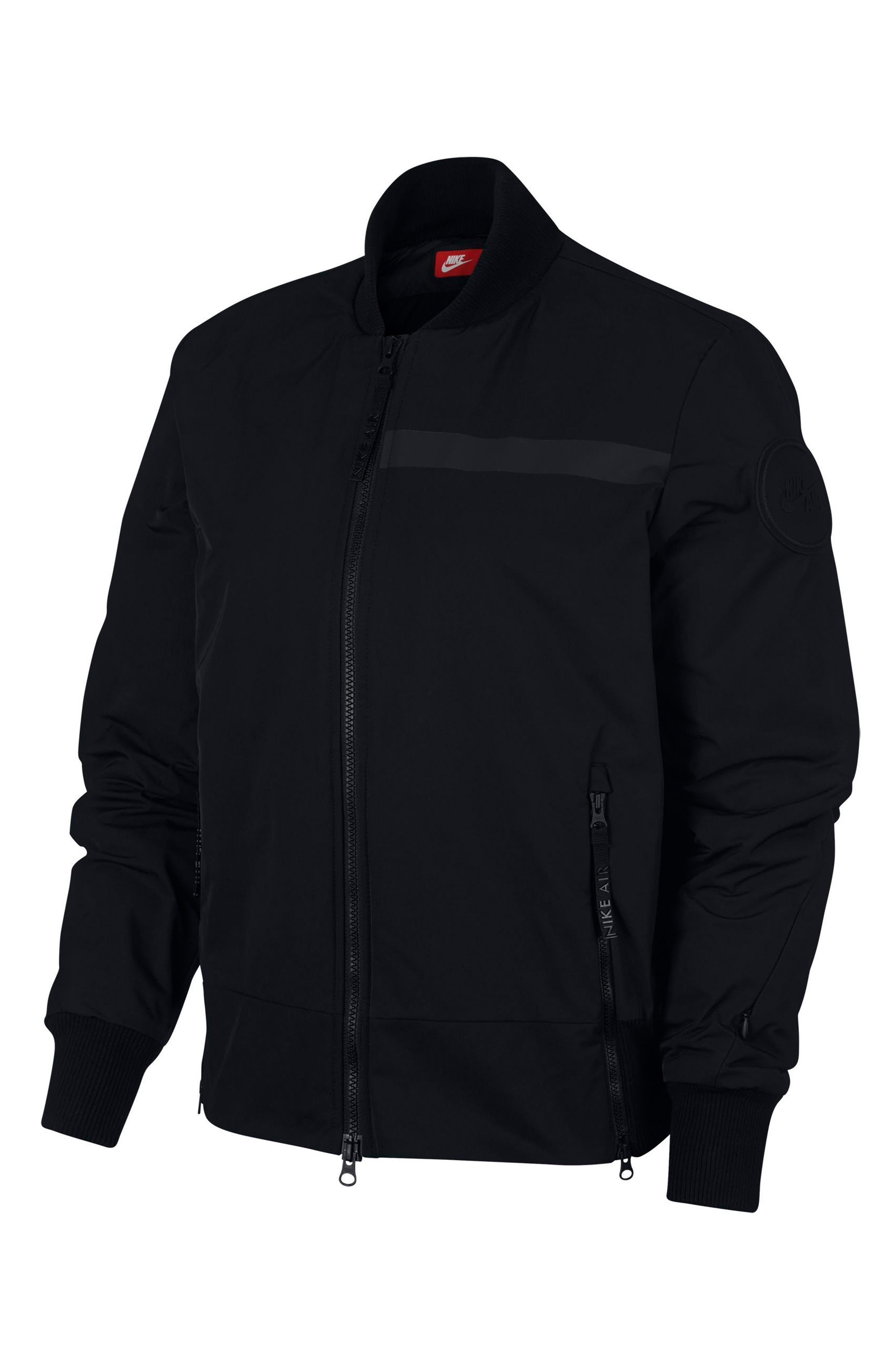 Black bomber jacket nordstrom