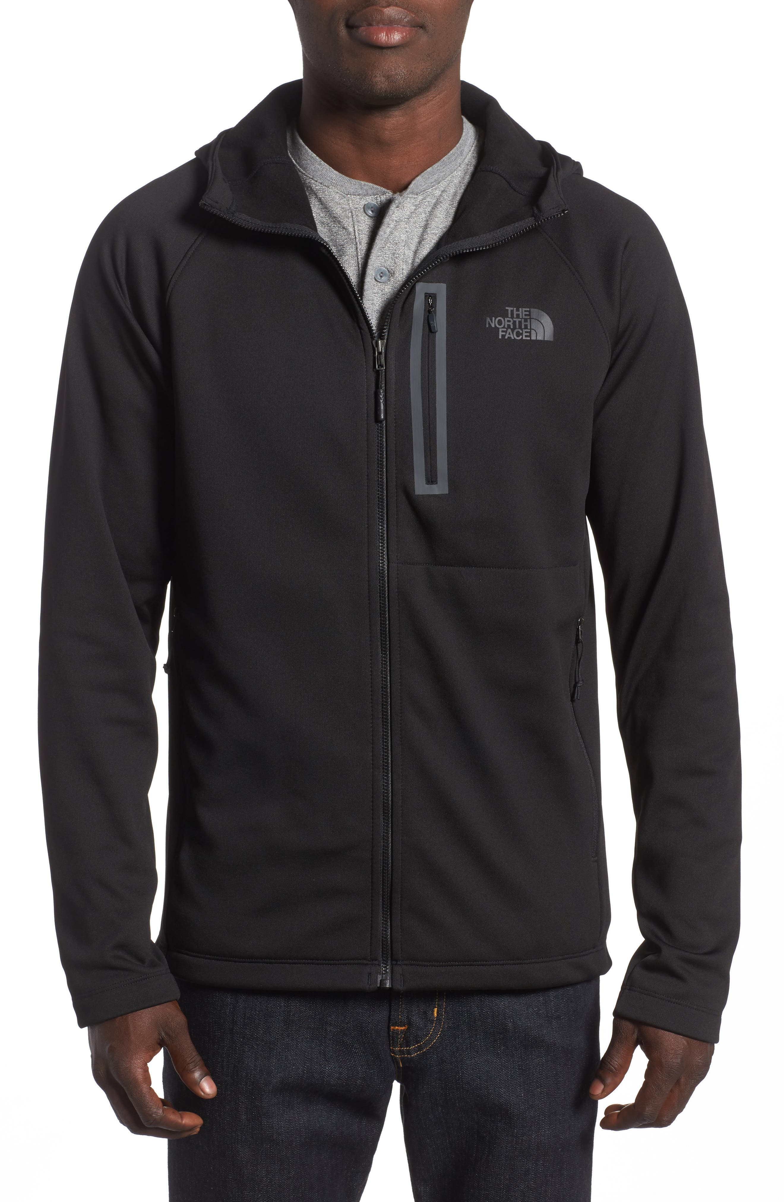 Alternate Image 1 Selected - The North Face Canyonlands Full Zip Hoodie