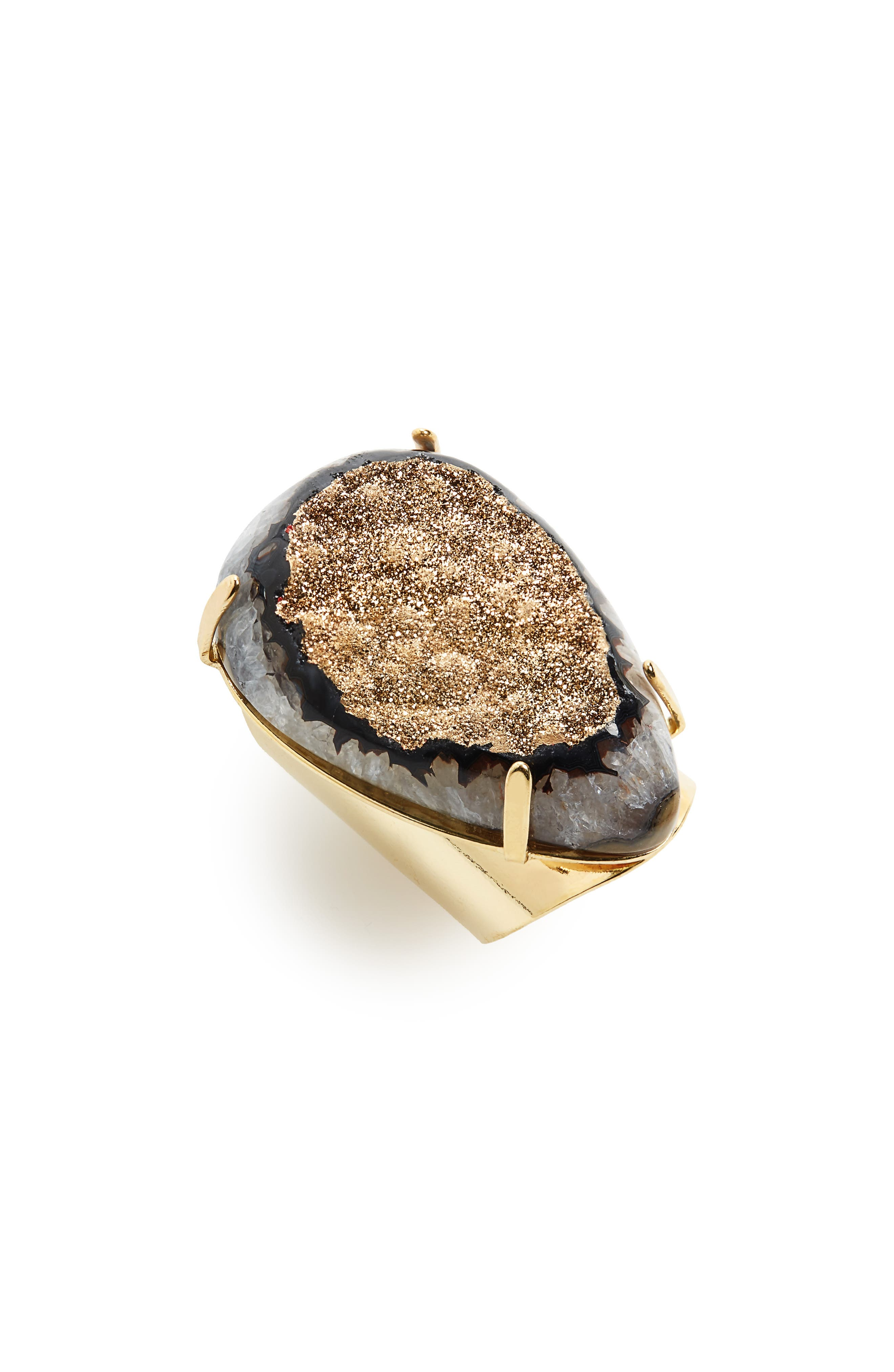 Nakamol Design Drusy Ring