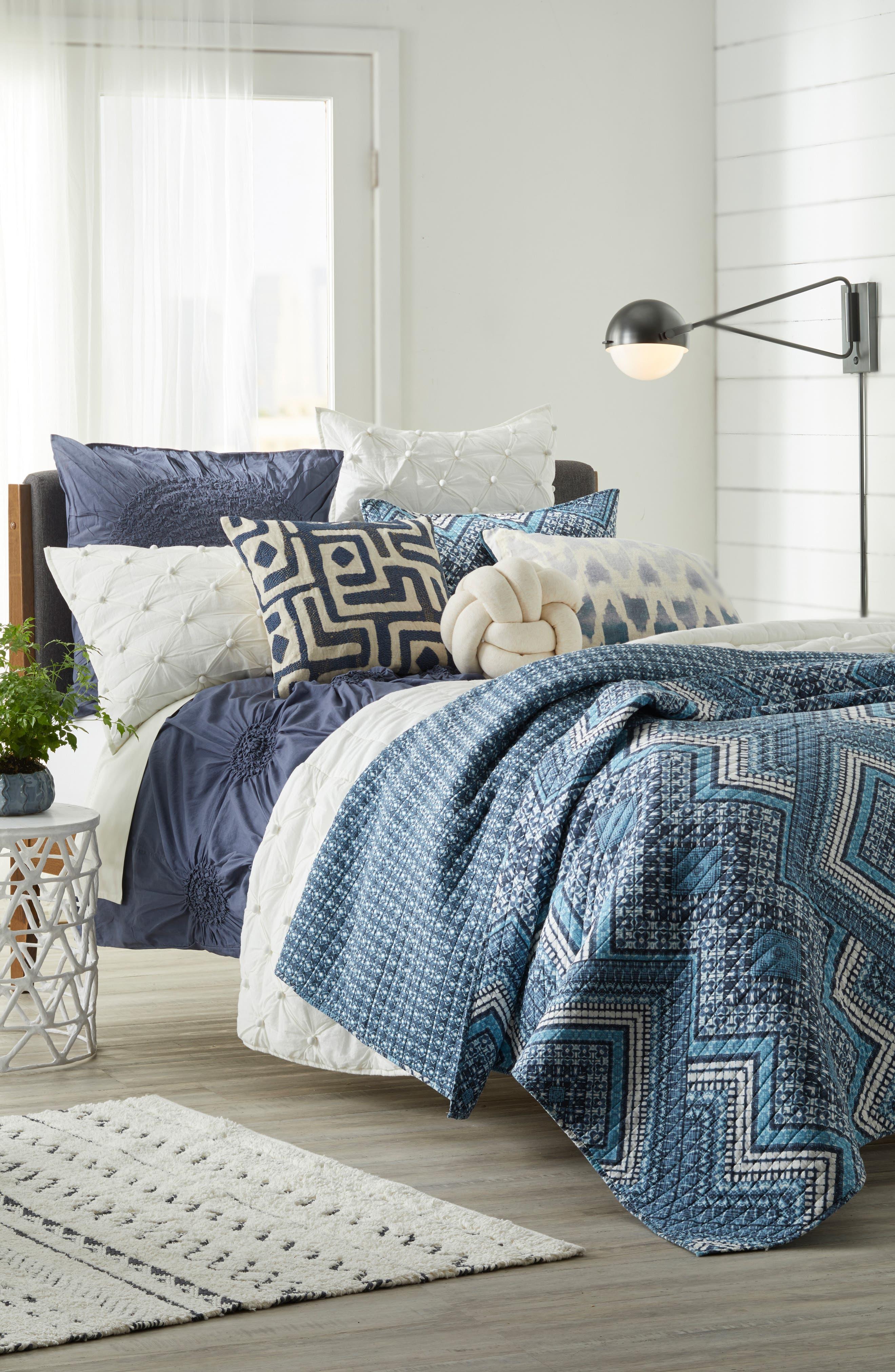 Nordstrom at Home Chloe Duvet & Levtex Takara Quilt Bedding Collection