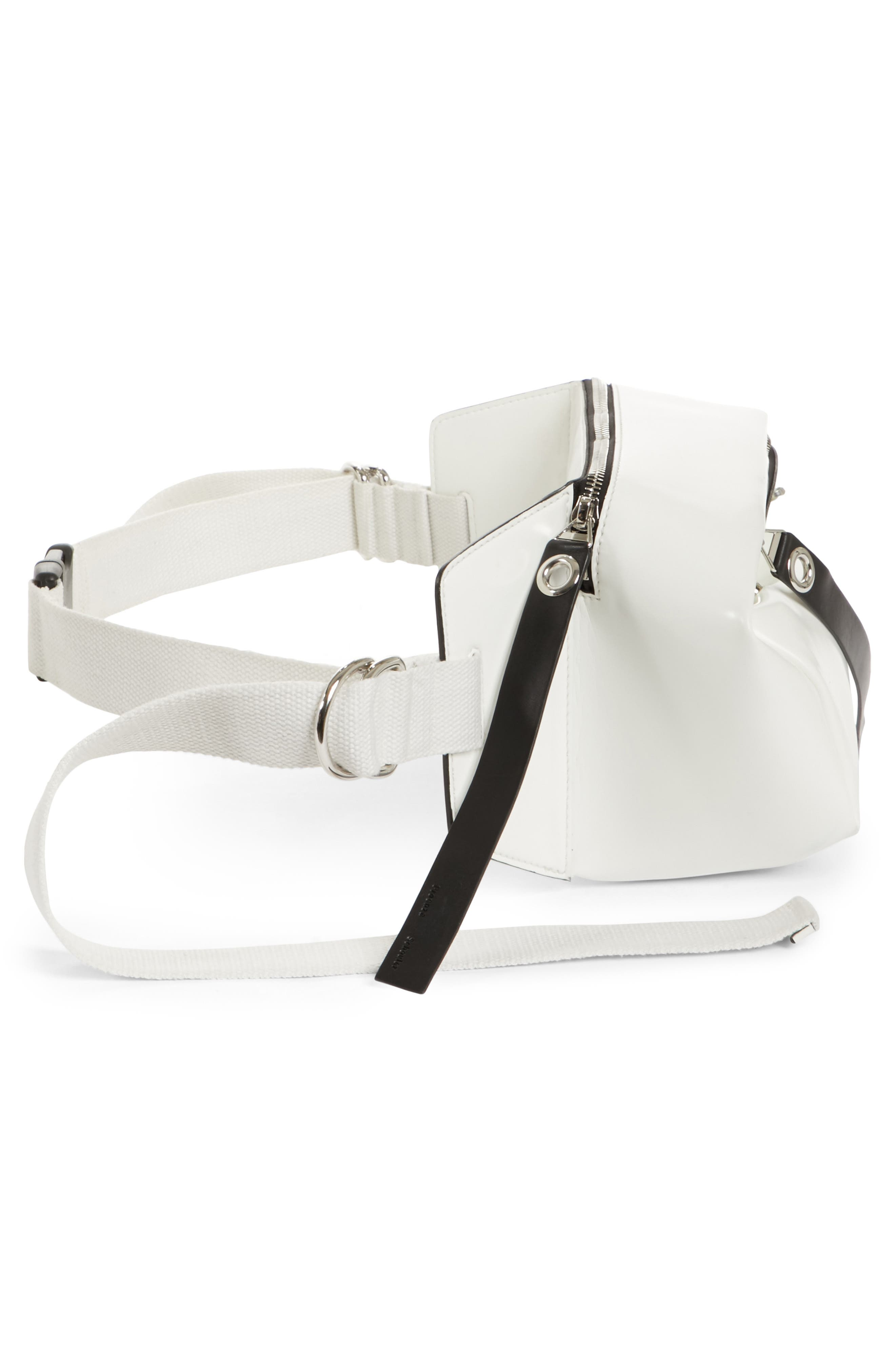 Alternate Image 5  - Proenza Schouler PSWL Faux Leather Fanny Pack