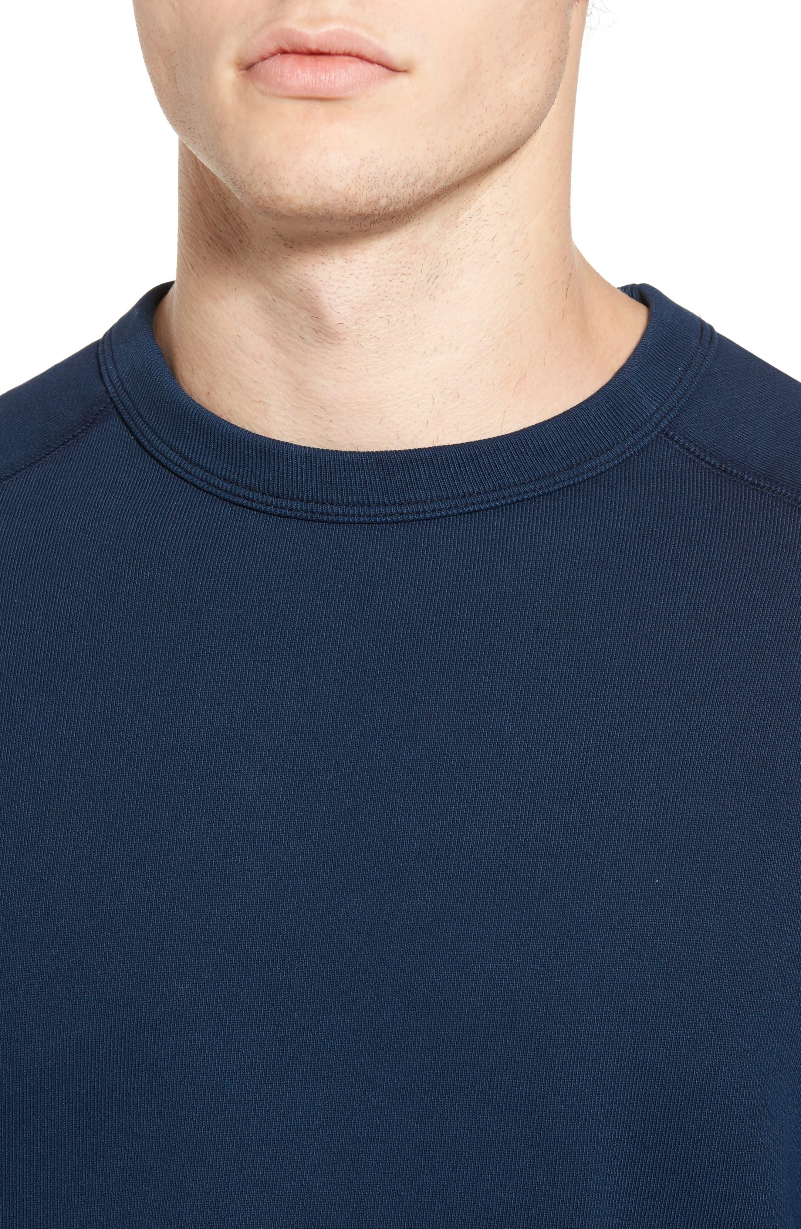 Alternate Image 4  - Original Paperbacks South Sea Raglan Sweatshirt