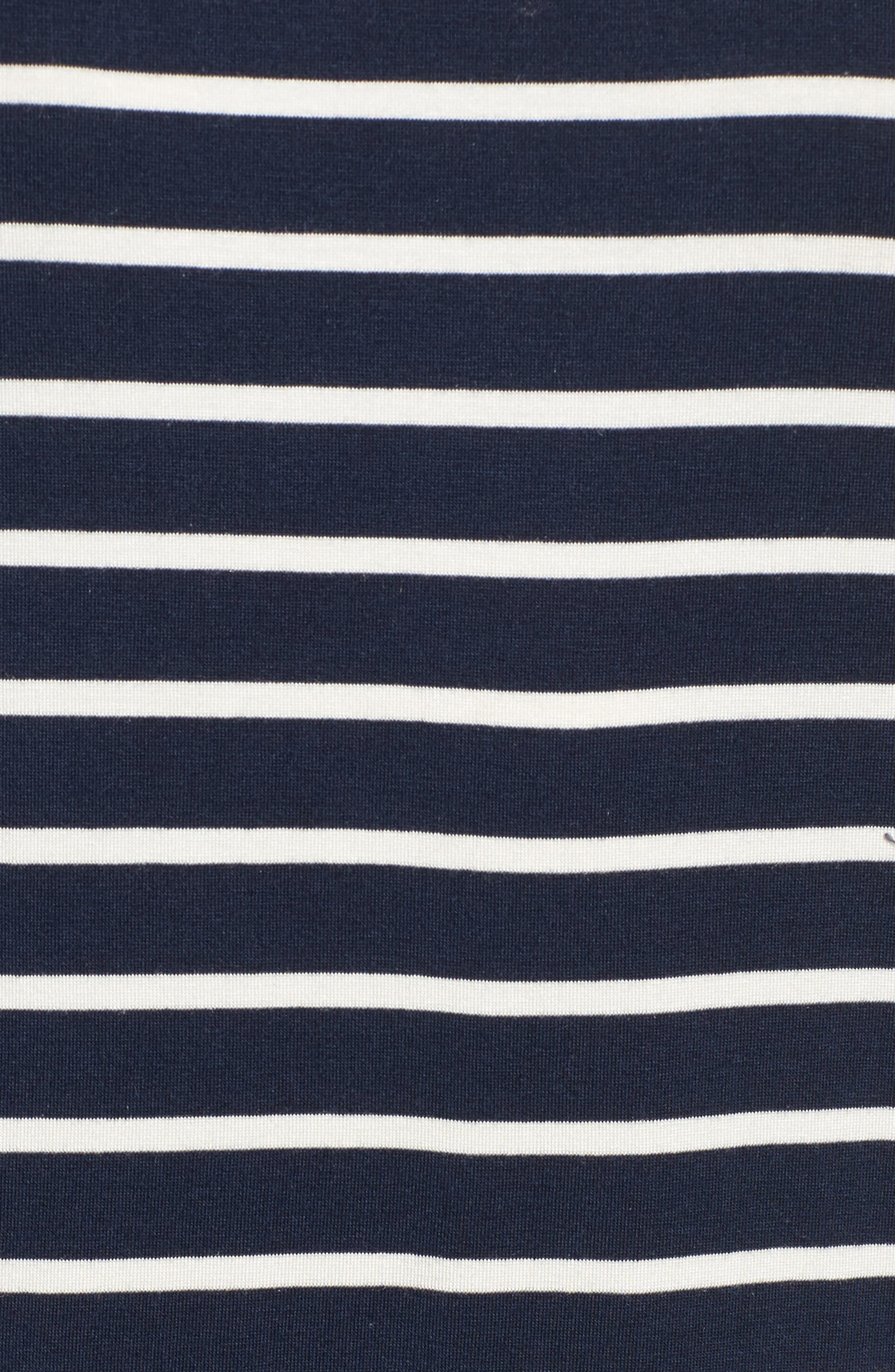 Rafaela Knit Dress,                             Alternate thumbnail 5, color,                             Basque