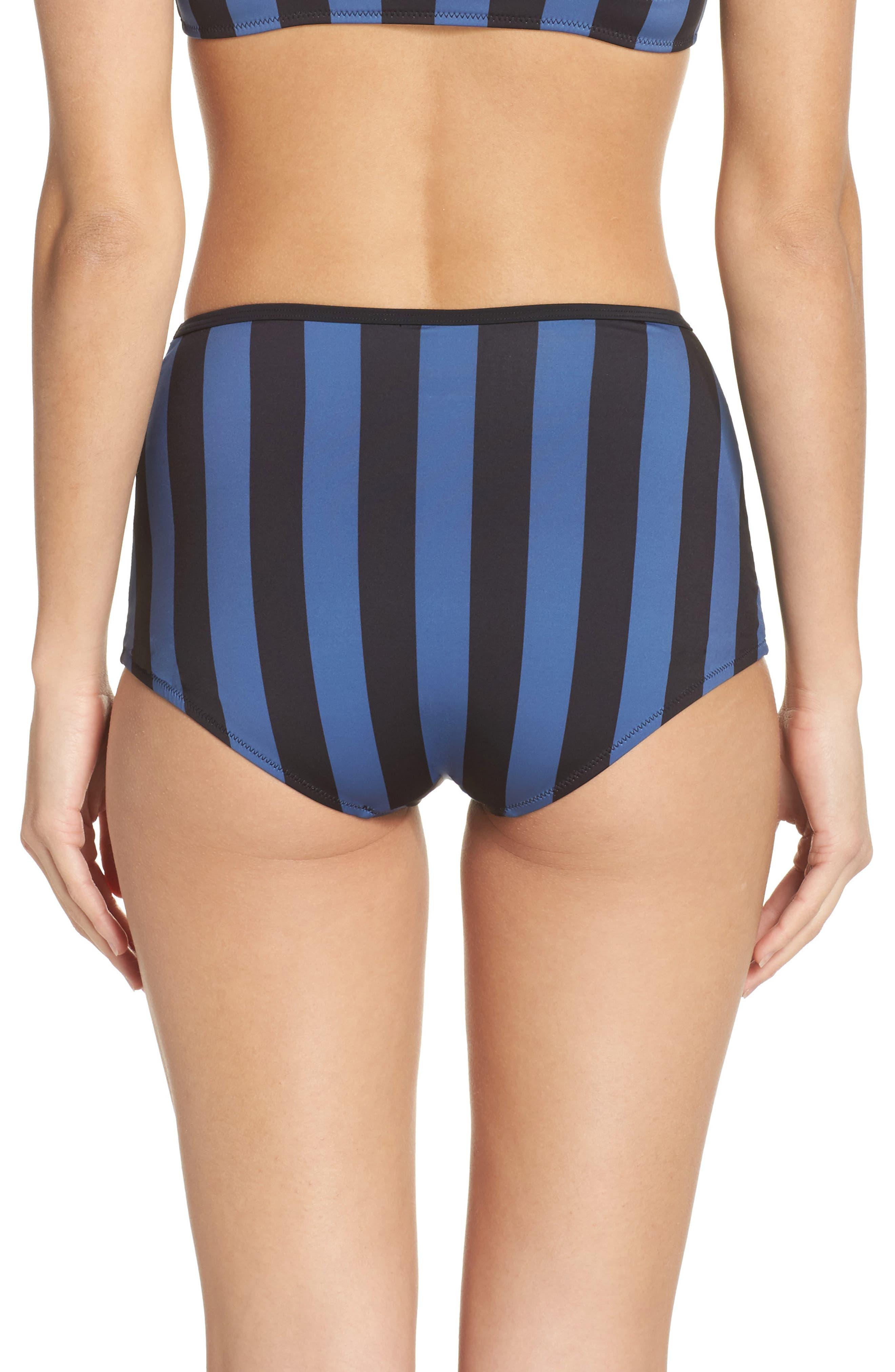 Alternate Image 2  - Solid & Striped The Brigitte Swim Briefs