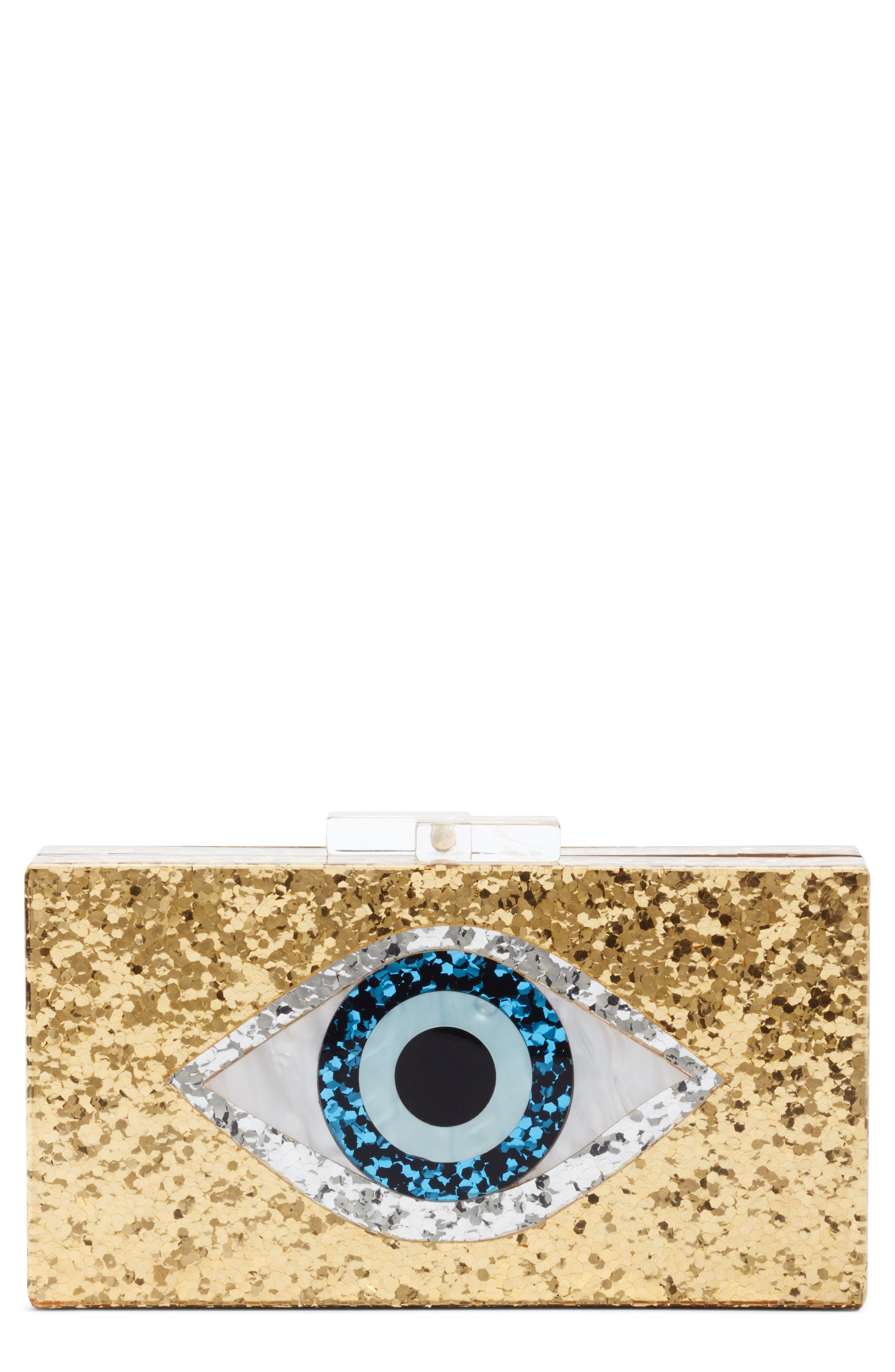 Alternate Image 1 Selected - Leith Icon Box Clutch