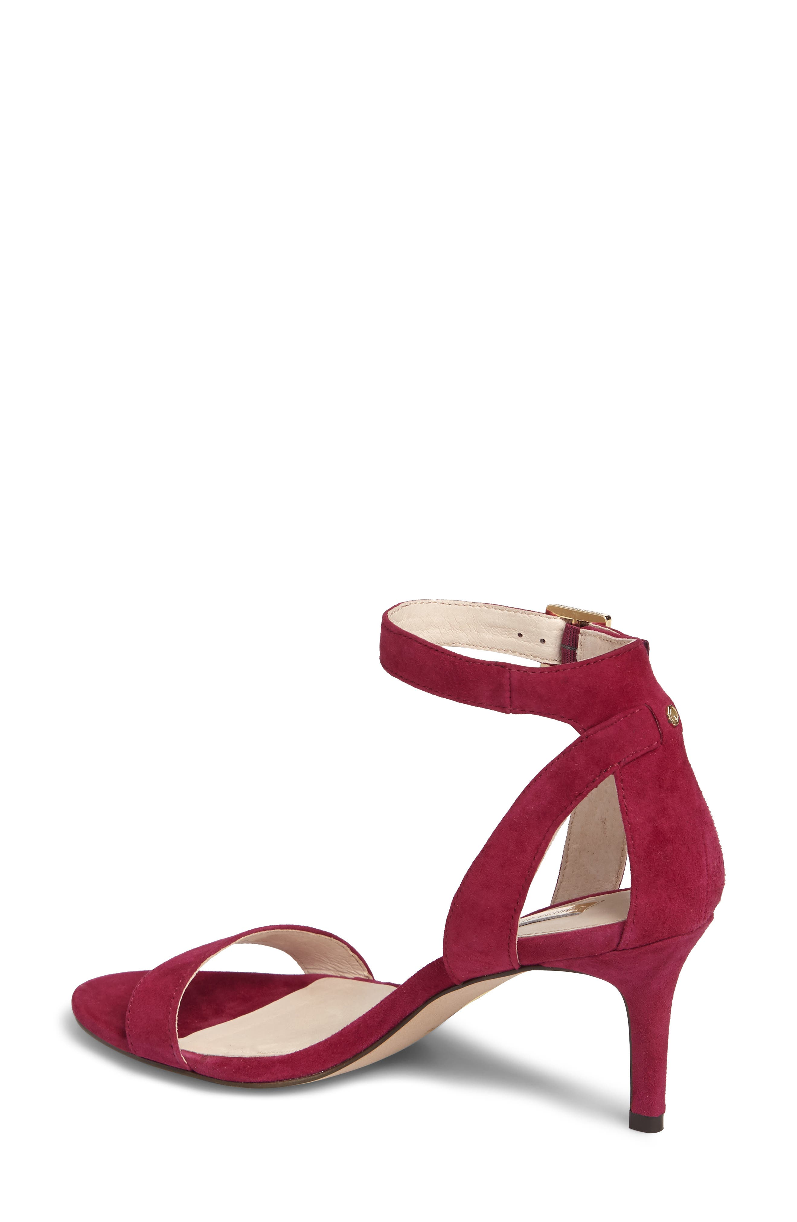 Alternate Image 2  - Louise et Cie 'Hyacinth' Ankle Strap Sandal (Women)