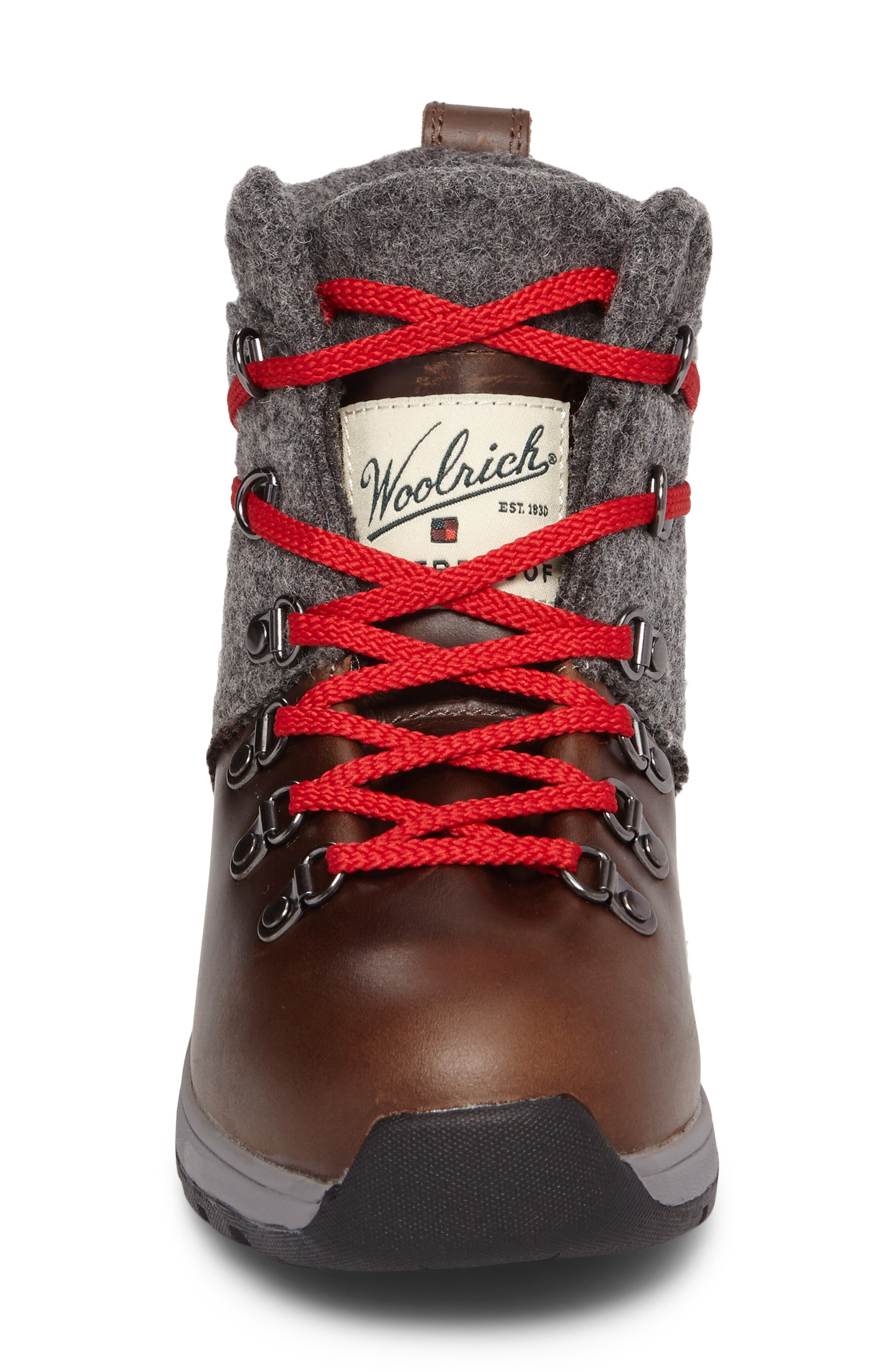 Alternate Image 4  - Woolrich Rockies II Waterproof Hiking Boot (Women)