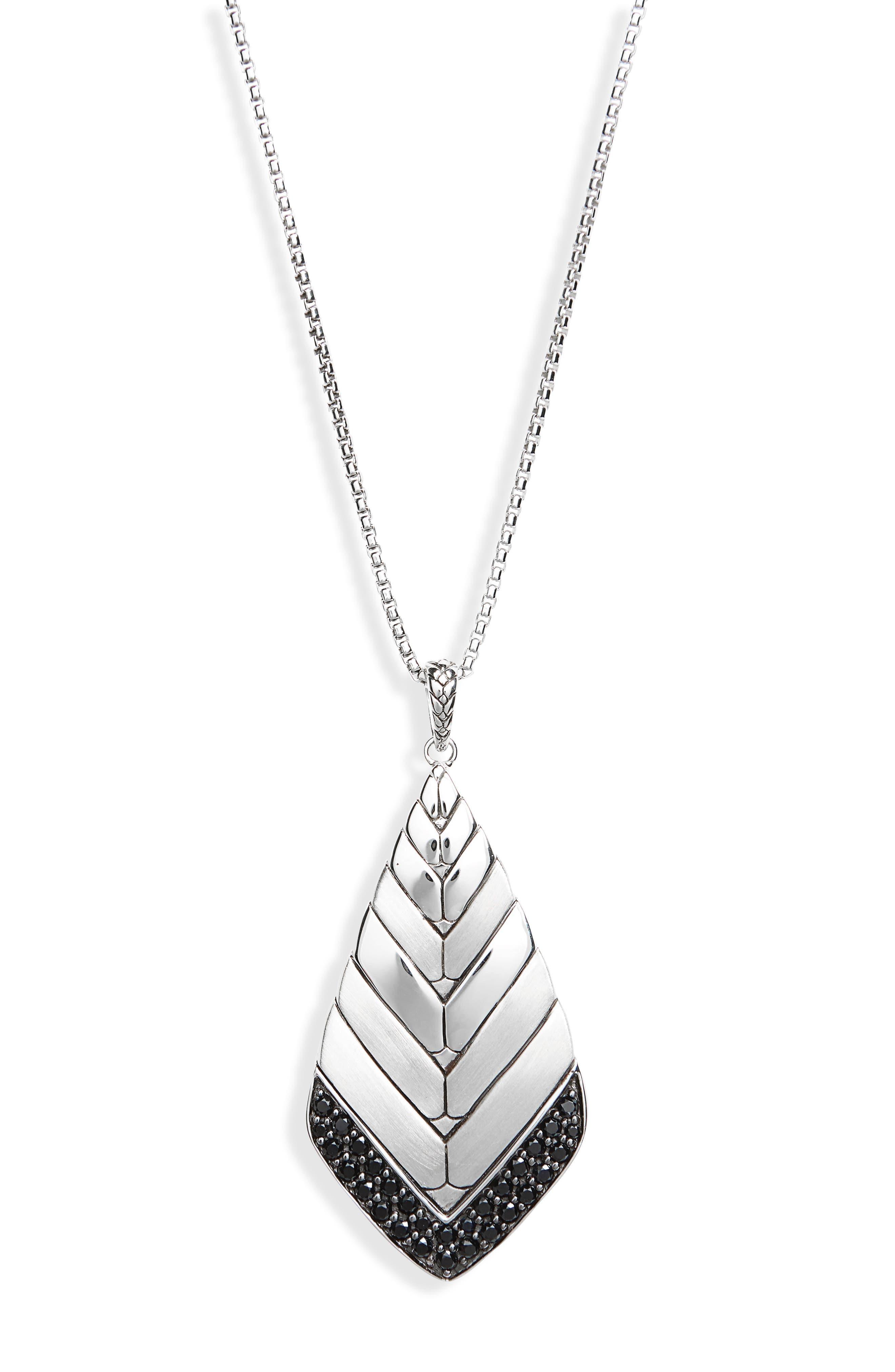 Alternate Image 2  - John Hardy Modern Chain Pendant Necklace