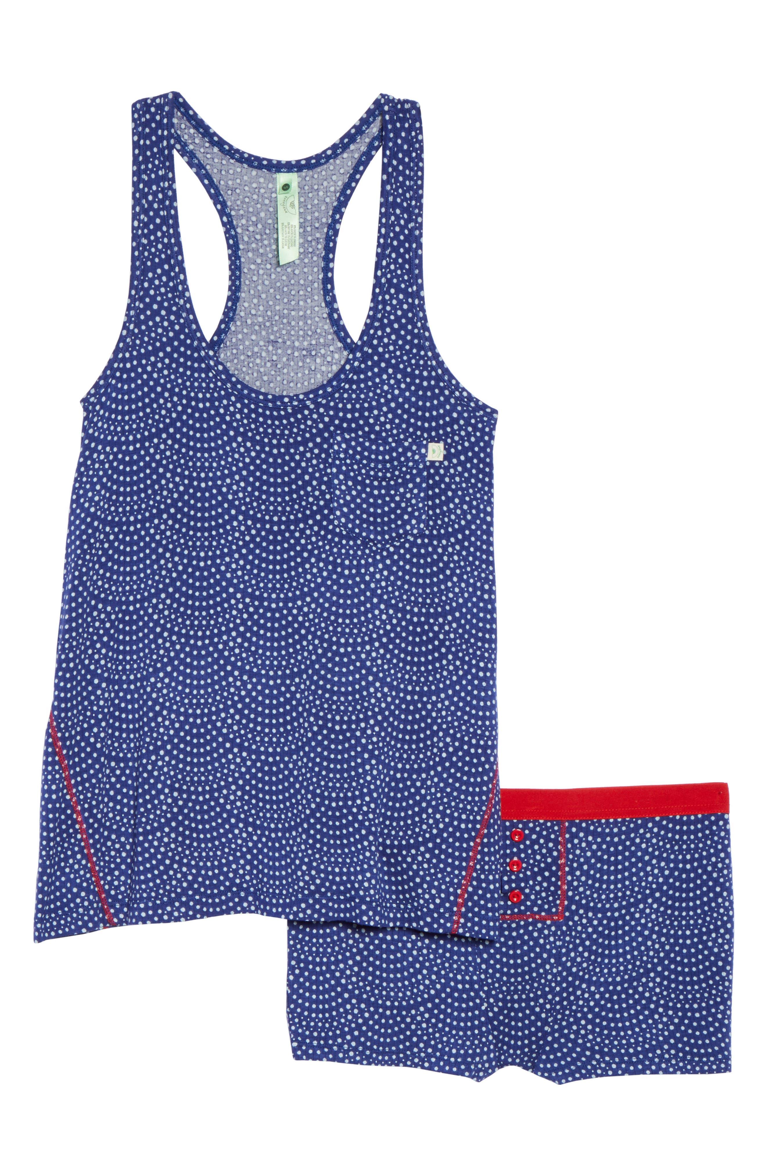 Alternate Image 6  - Honeydew Intimates Rib Pajamas