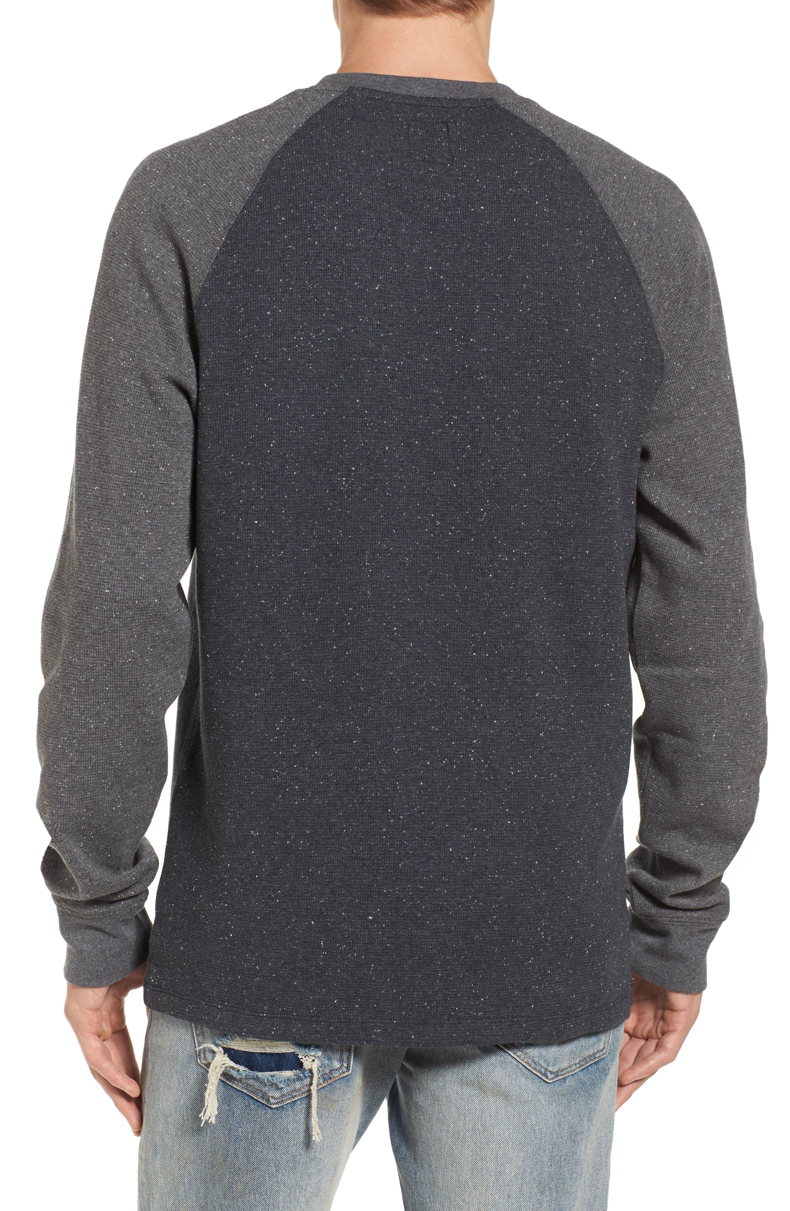 Alternate Image 2  - Vans Burdett Thermal T-Shirt
