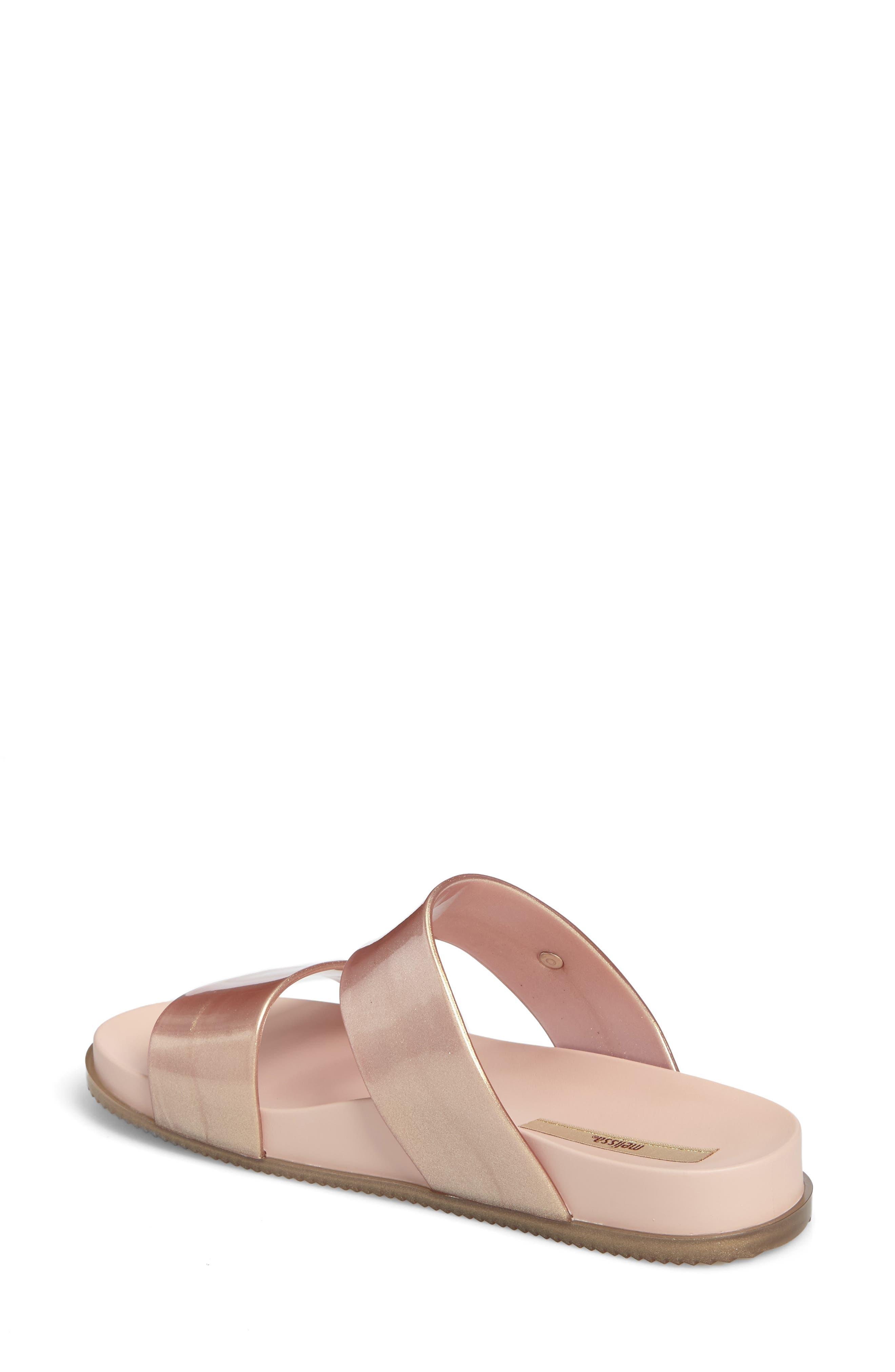 'Cosmic' Sandal,                             Alternate thumbnail 2, color,                             Metallic Pink