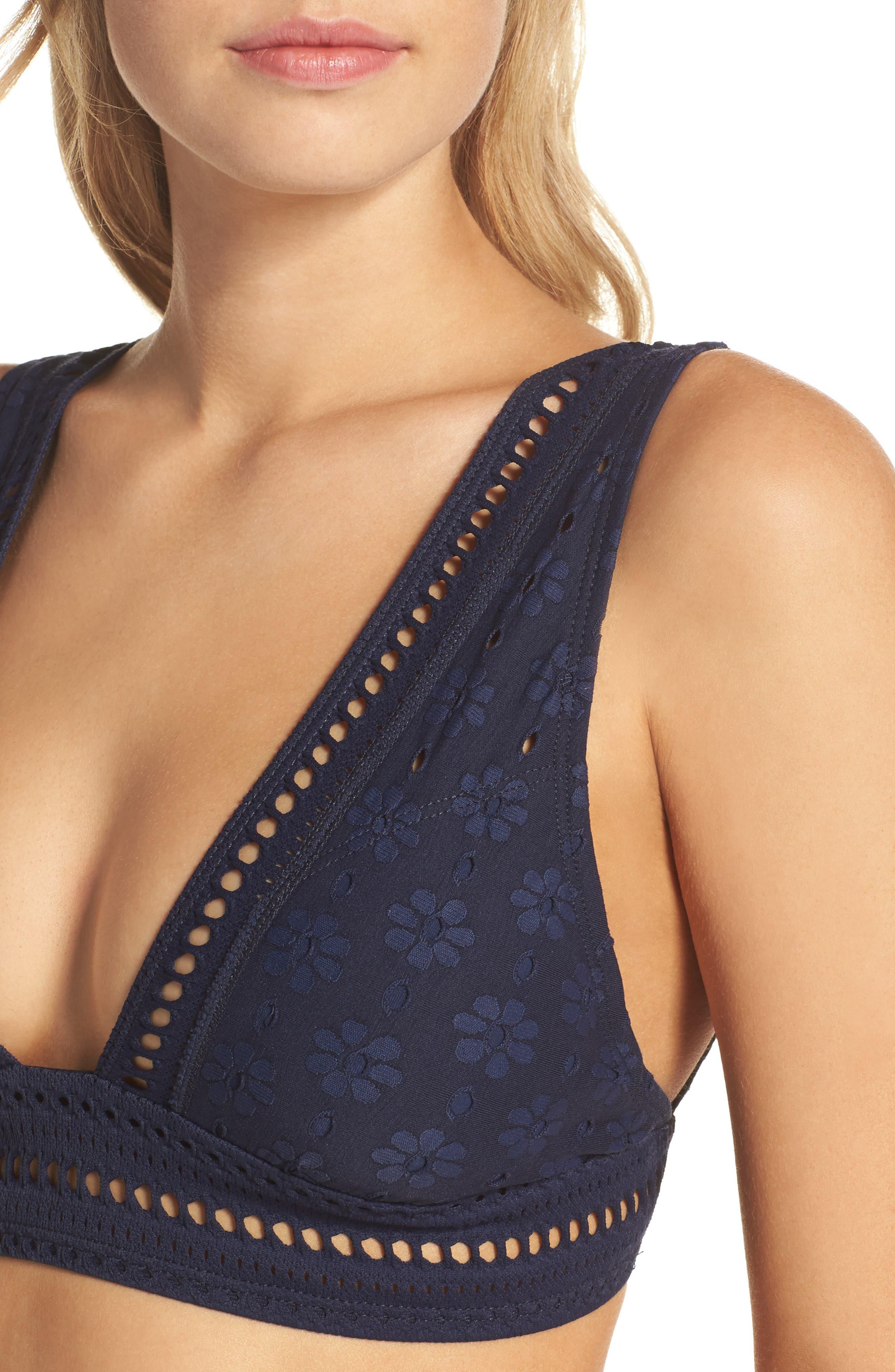 Alternate Image 4  - Robin Piccone Clarissa Bikini Top