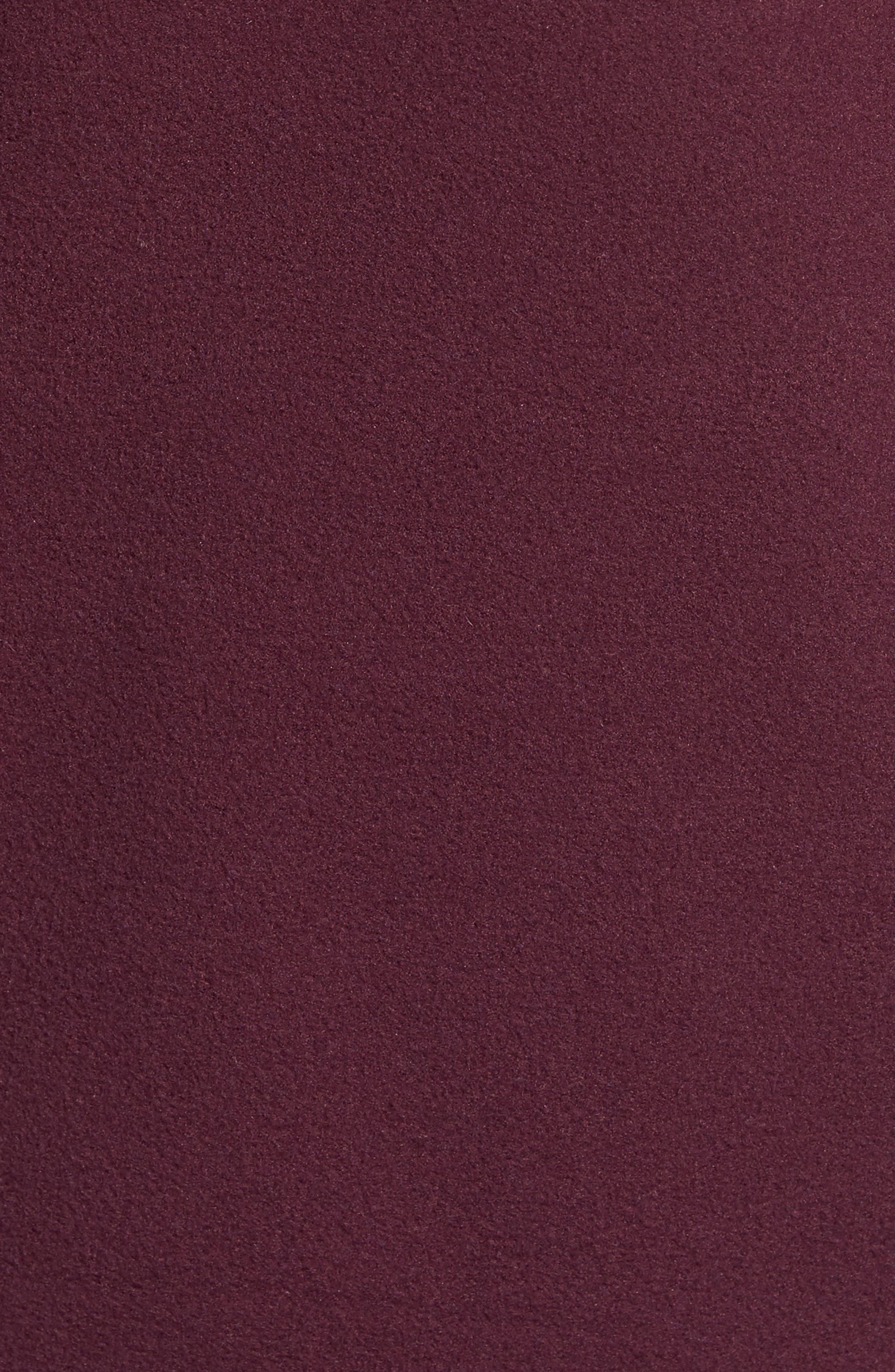 Alternate Image 5  - Zella Quarter Zip Fleece Pullover