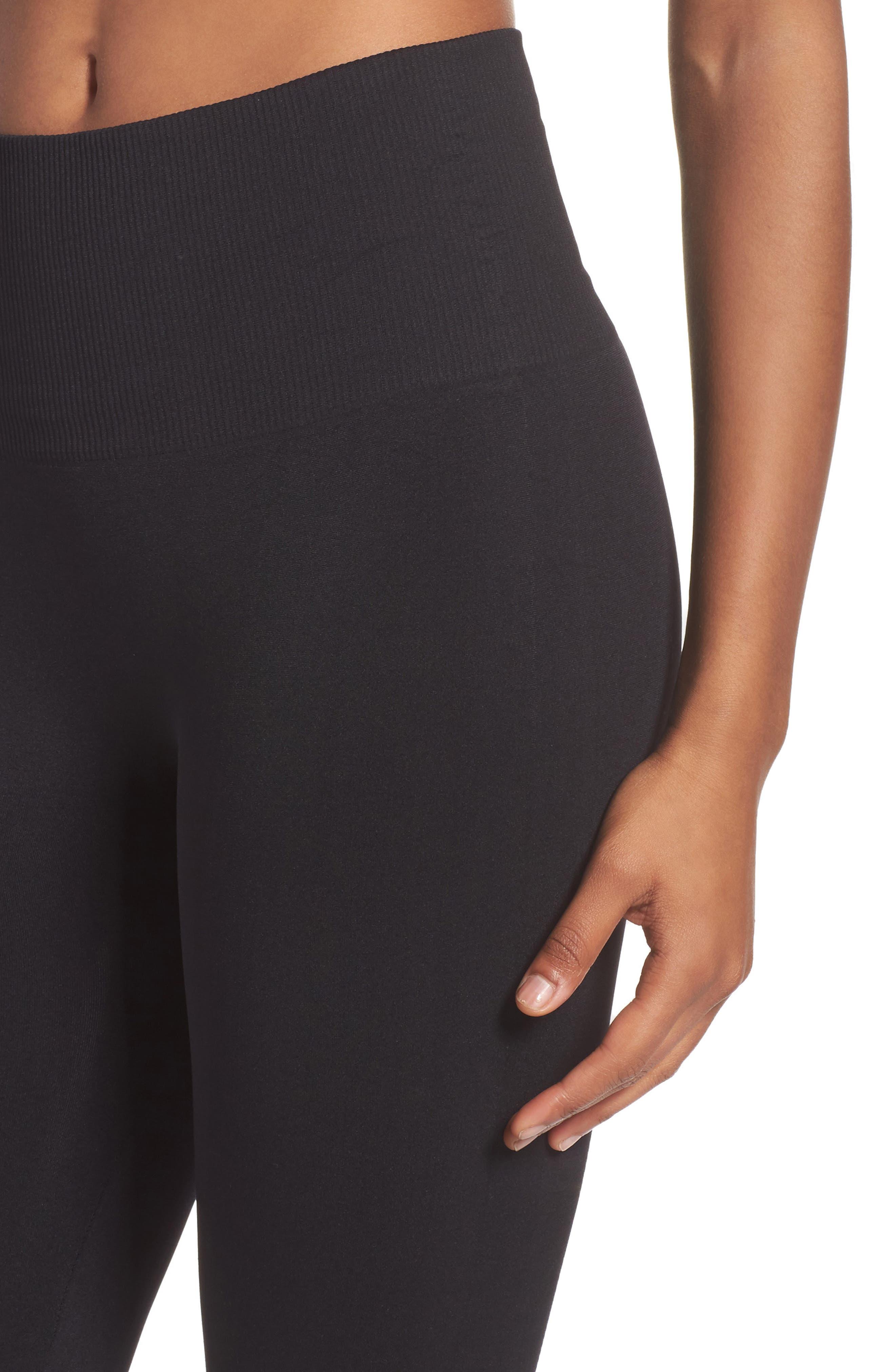 Alternate Image 4  - Climawear Staple High Waist Leggings