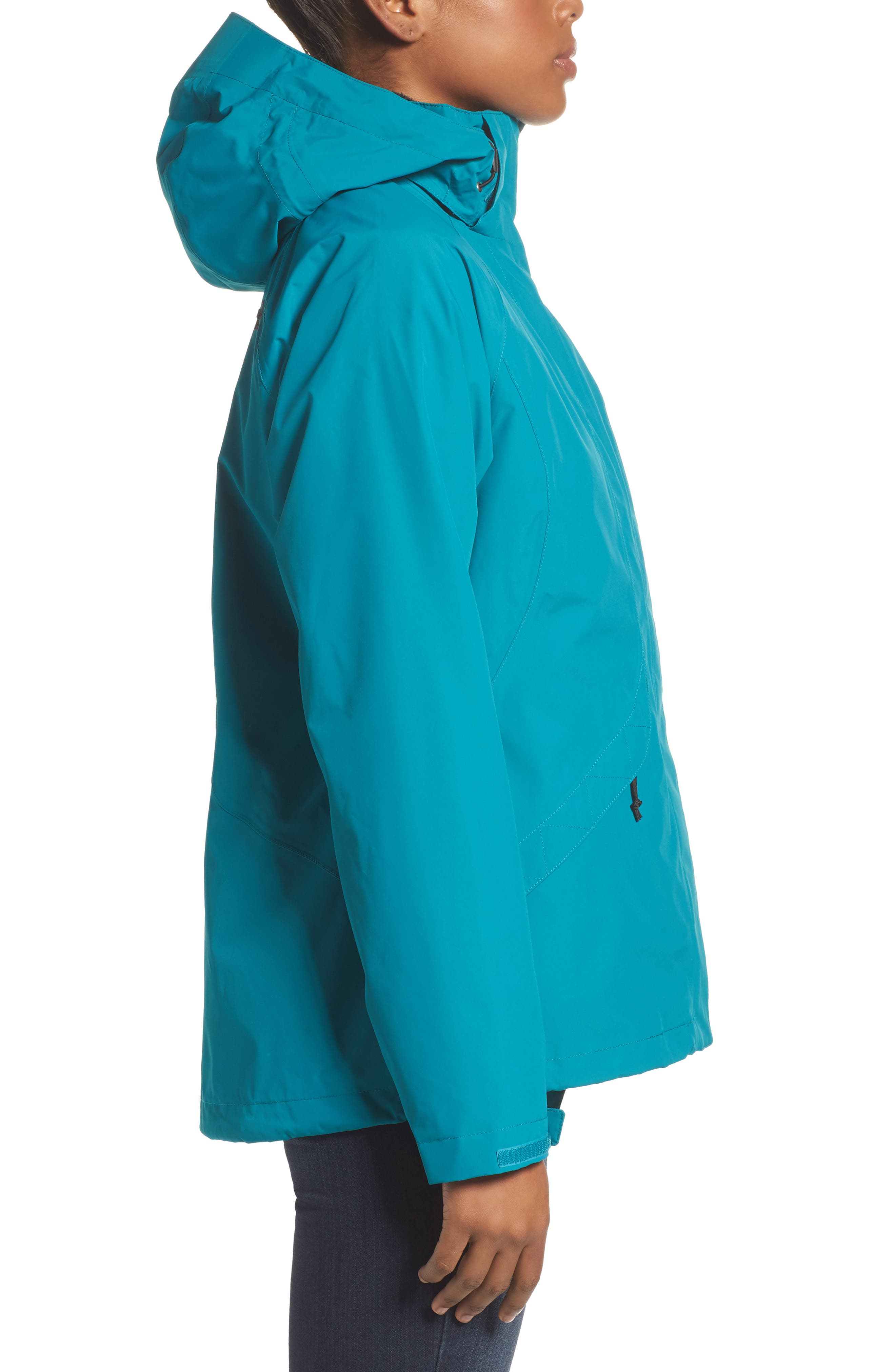 Boundary Triclimate<sup>®</sup> 3-in-1 Jacket,                             Alternate thumbnail 3, color,                             Harbor Blue