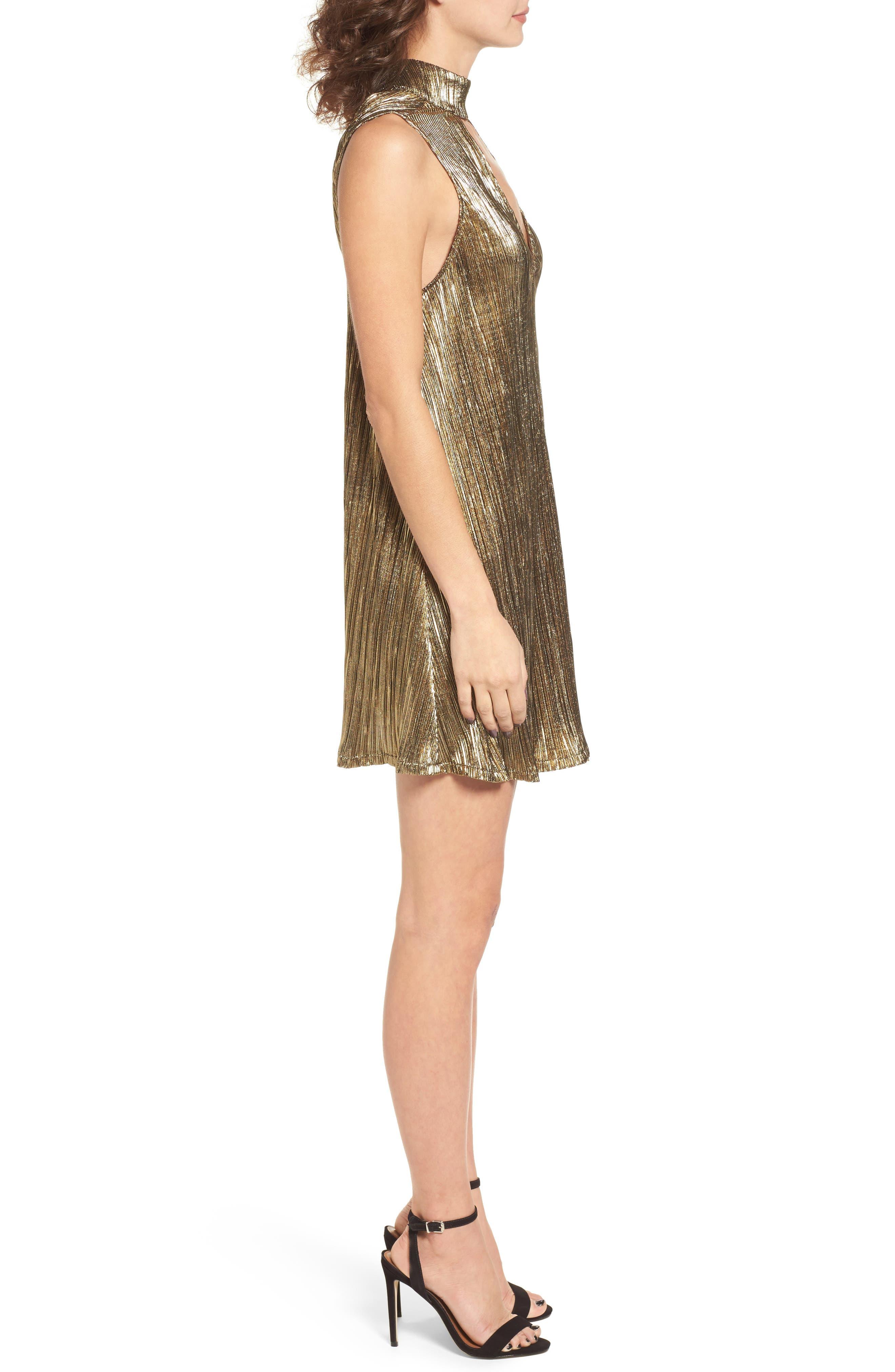 Alternate Image 3  - Show Me Your Mumu Friday Choker Dress