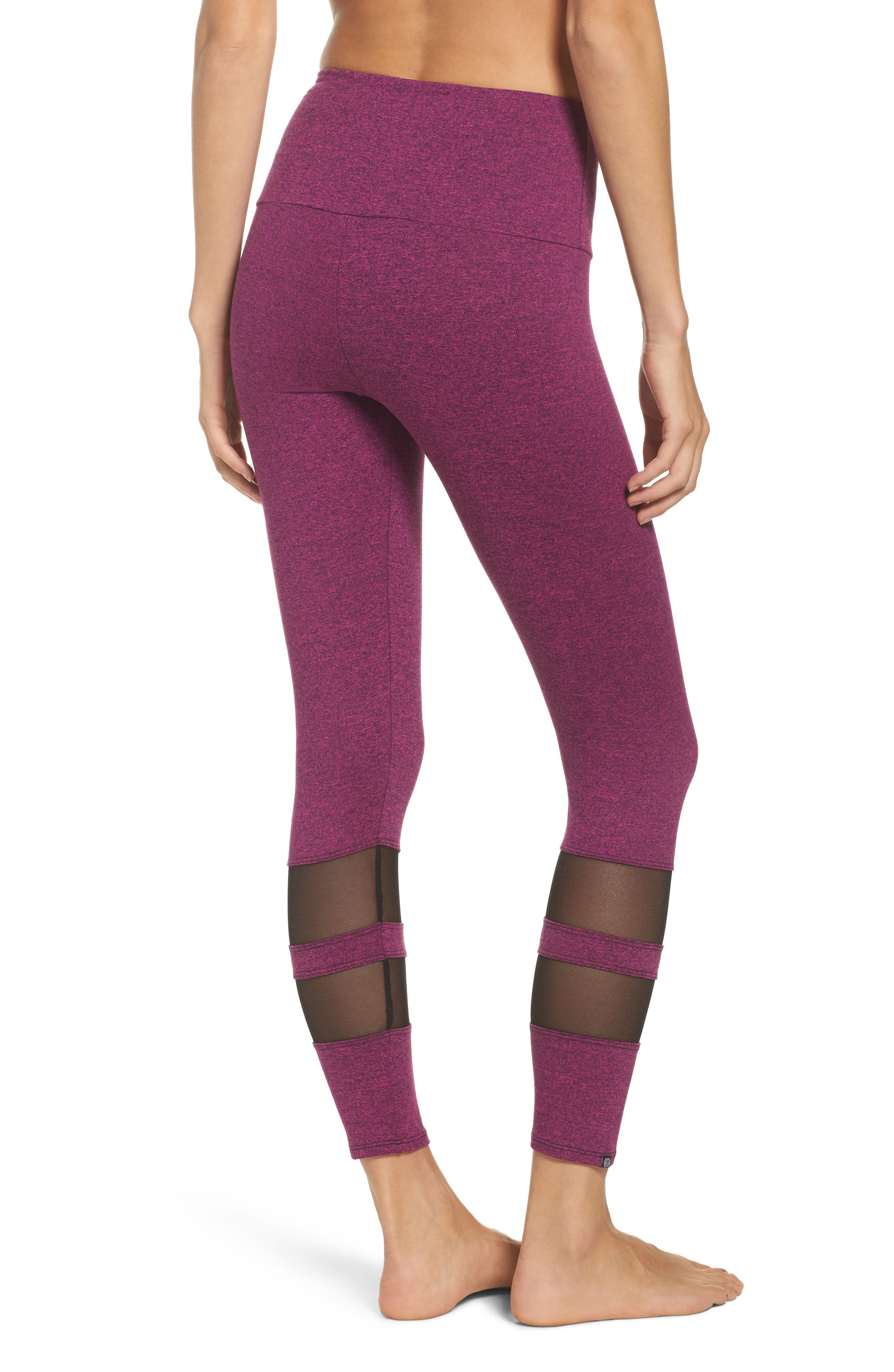Alternate Image 2  - Onzie Racer Leggings