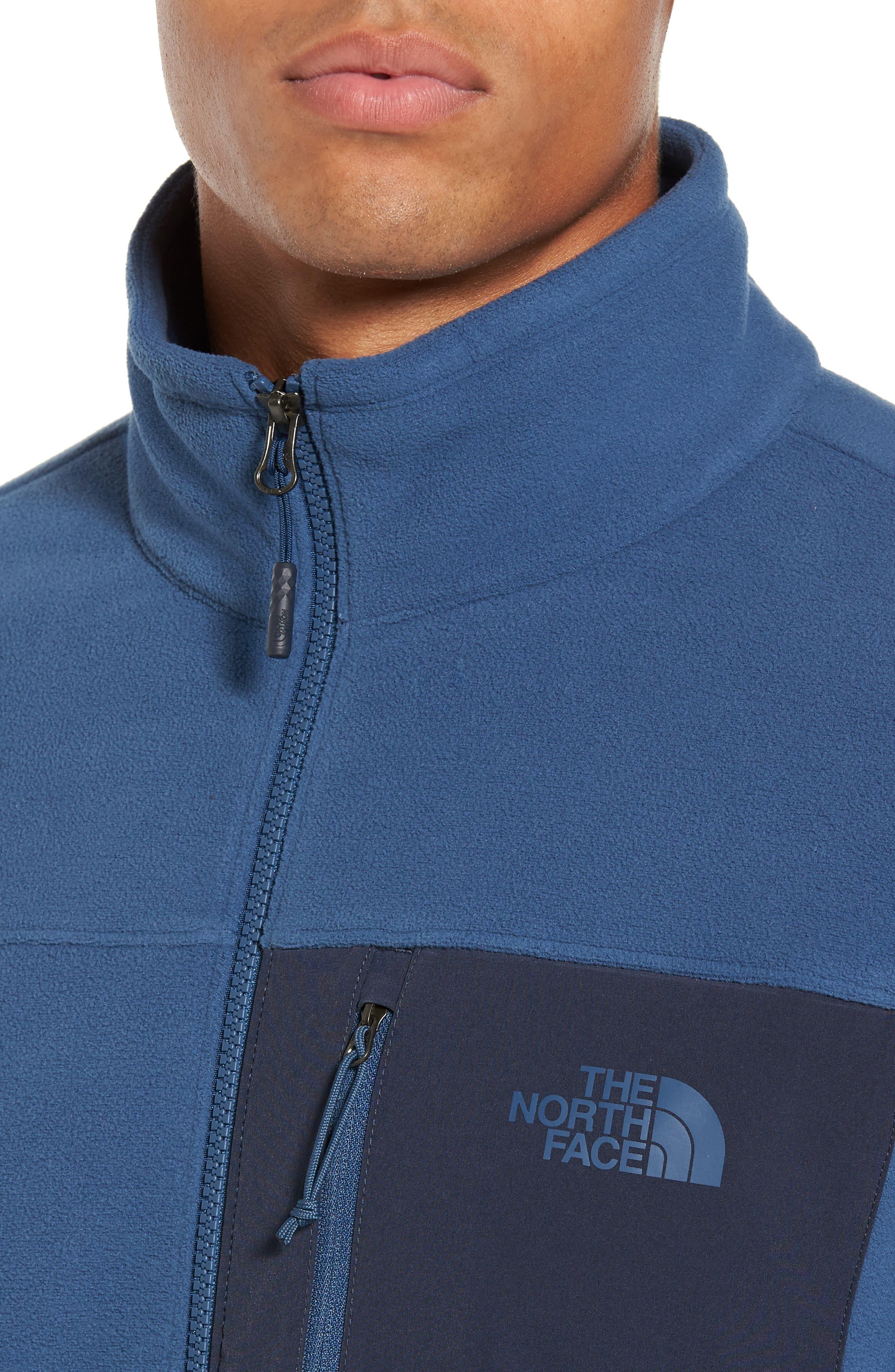 Alternate Image 4  - The North Face 'Chimborazo' Zip Front Fleece Jacket