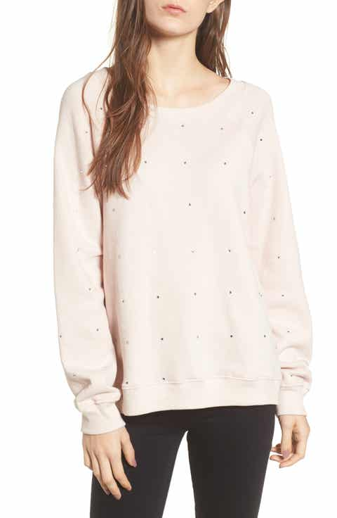Wildfox Glitz Sweatshirt Cheap