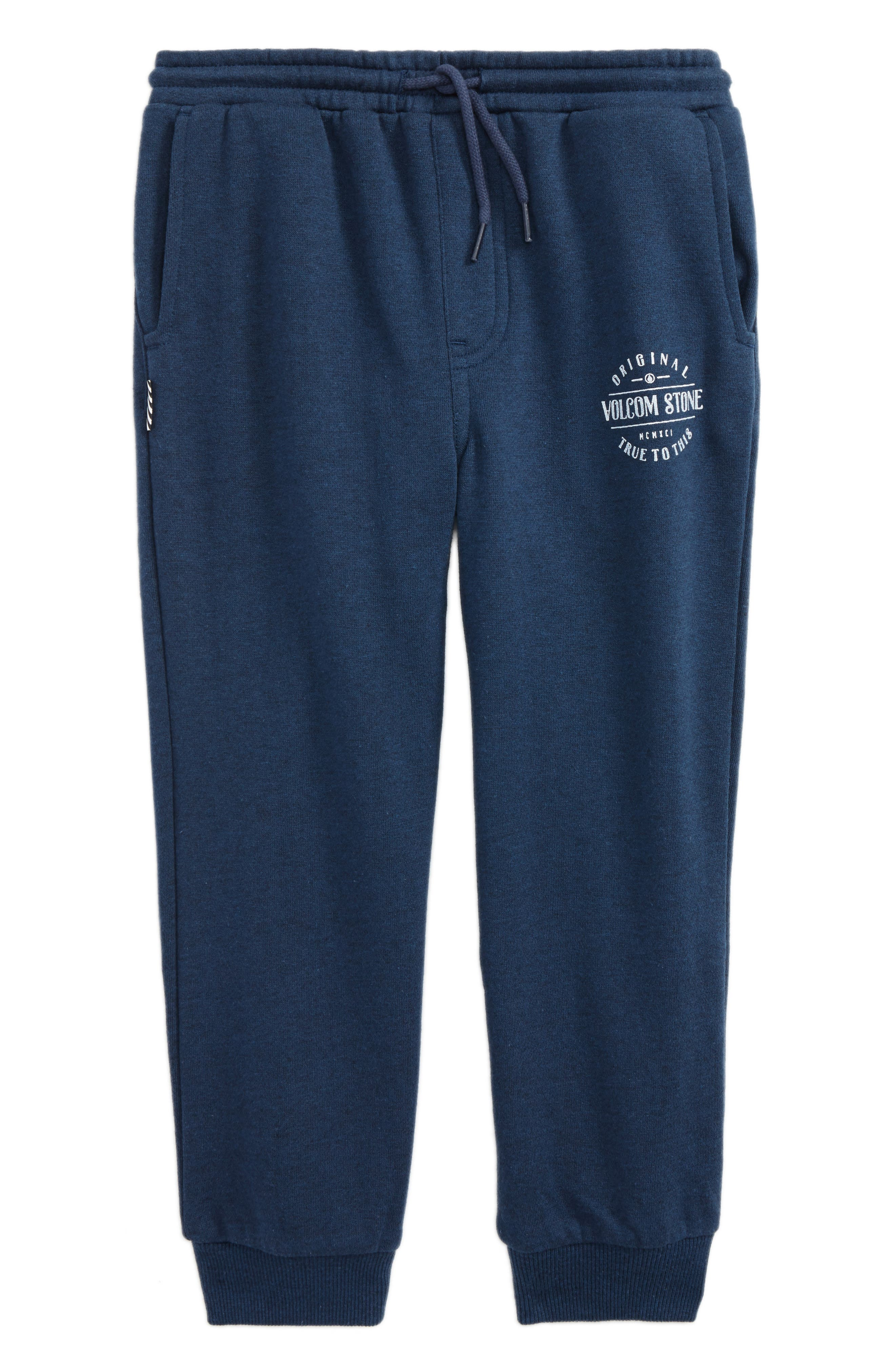 Alternate Image 1 Selected - Volcom Graphic Fleece Sweatpants (Toddler Boys & Little Boys)