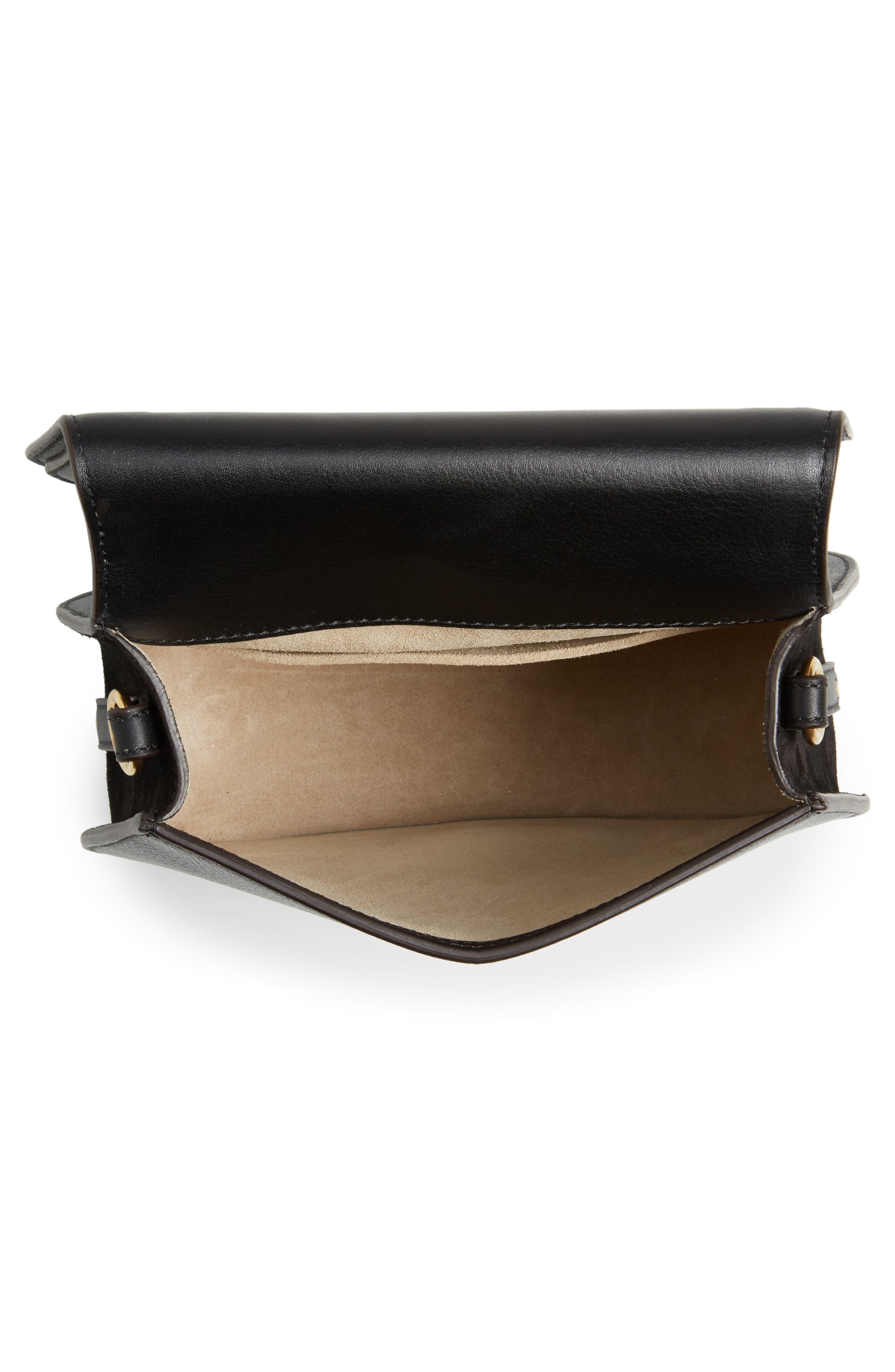 Alternate Image 4  - Chloé Medium Nile Leather Bracelet Saddle Bag
