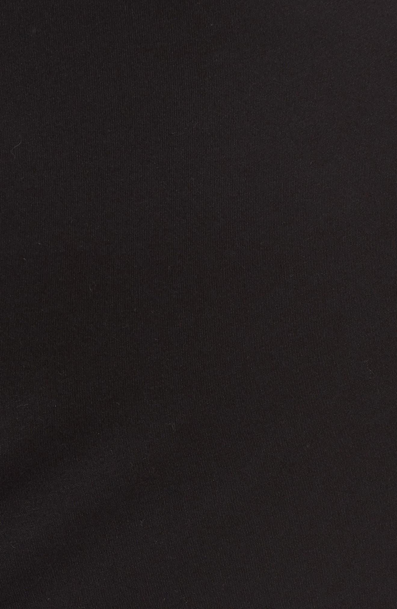 Alternate Image 5  - Pam & Gela Cold Shoulder Sheath Dress