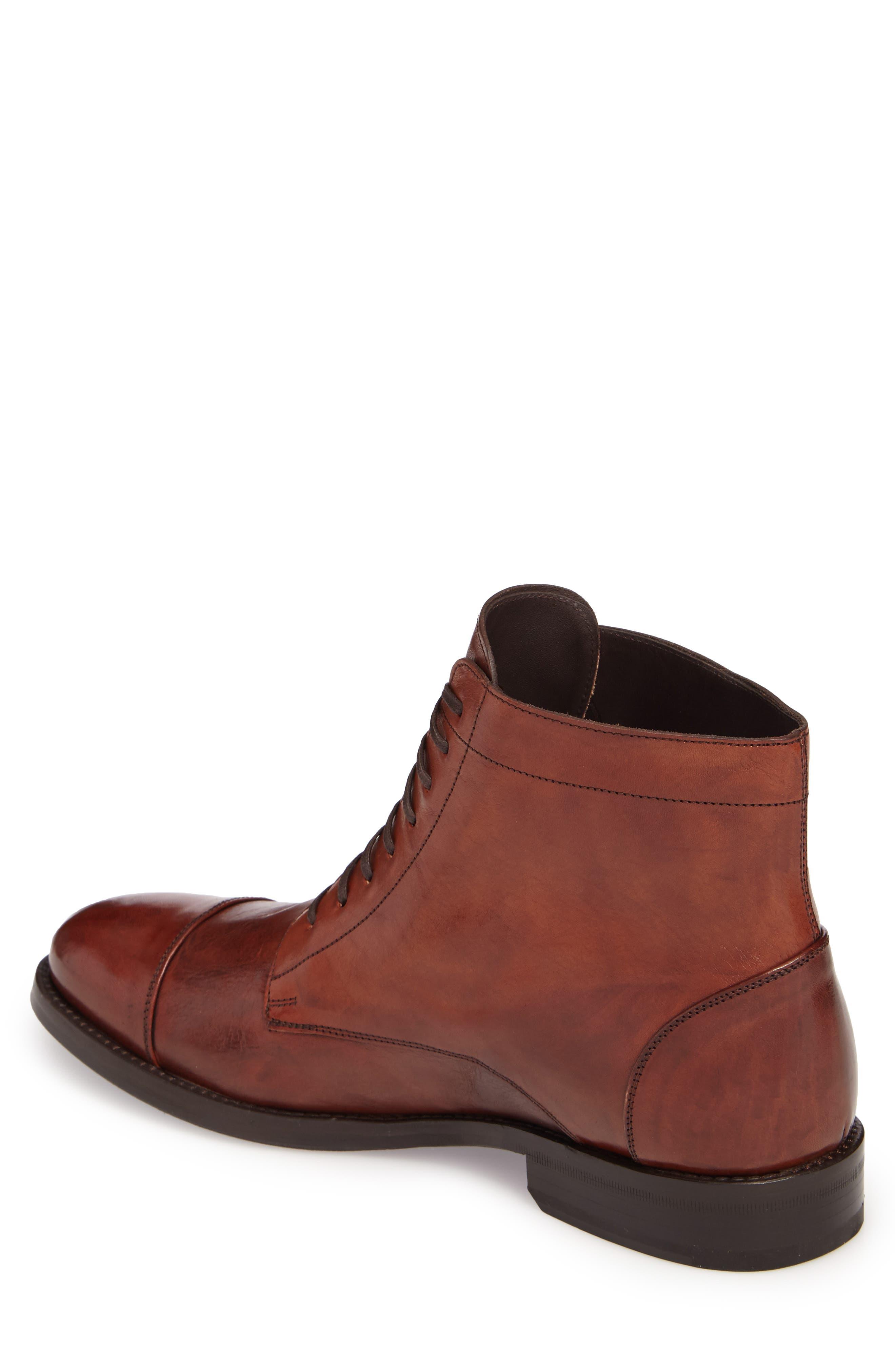 Alternate Image 2  - Maison Forte Murcie Cap Toe Boot (Men)