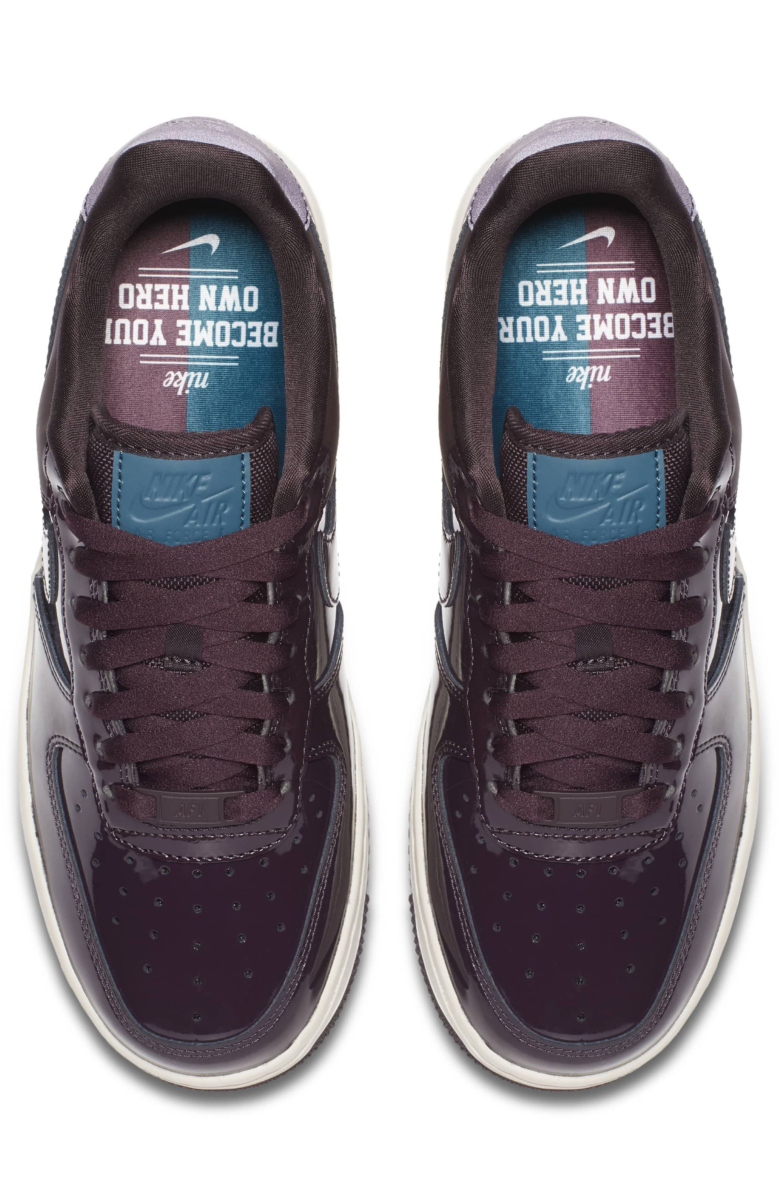 Alternate Image 3  - Nike Air Force 1 '07 SE Premium Sneaker (Women)