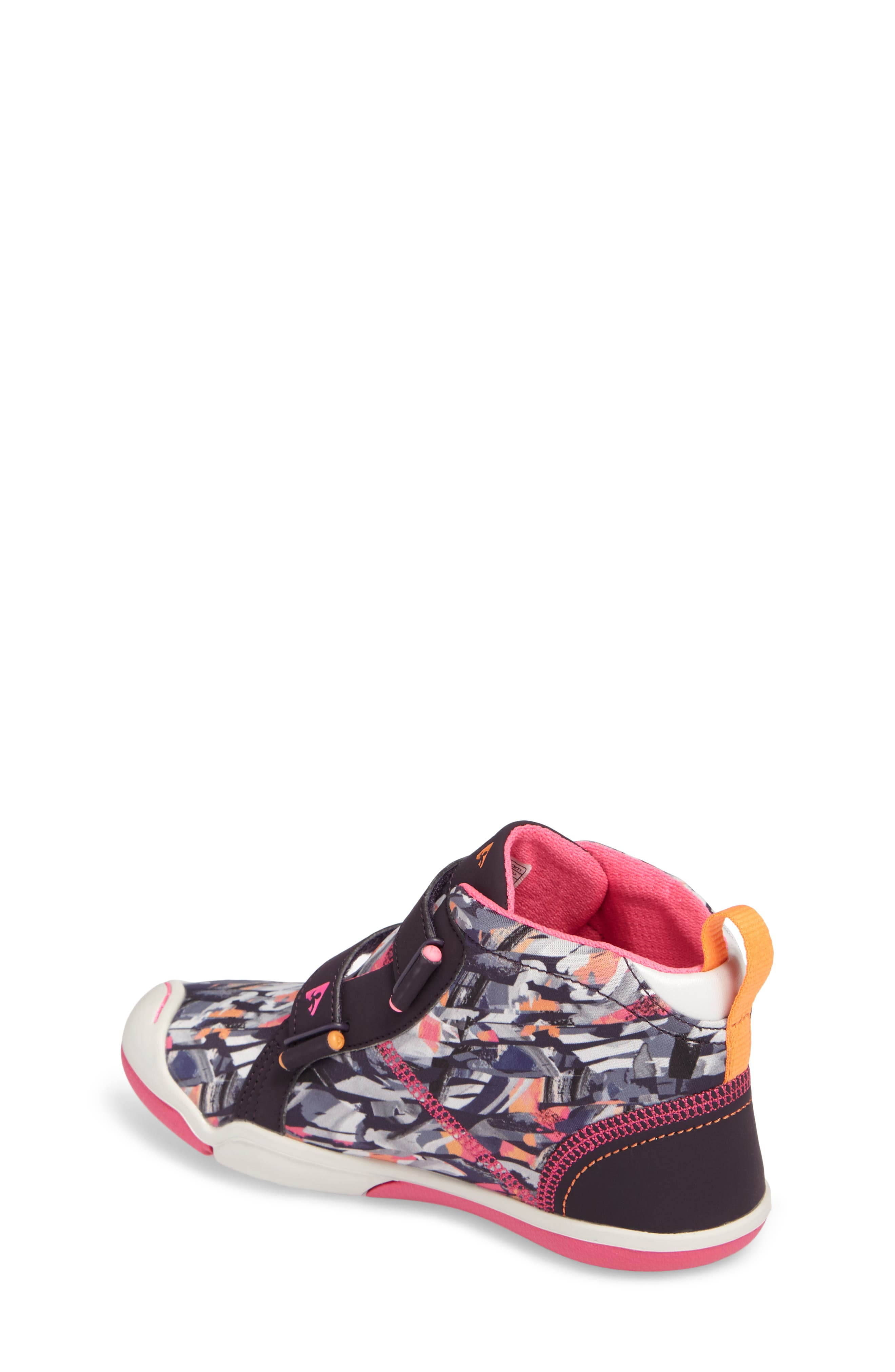 Alternate Image 2  - PLAE Max Customizable Mid Top Sneaker (Toddler & Little Kid)