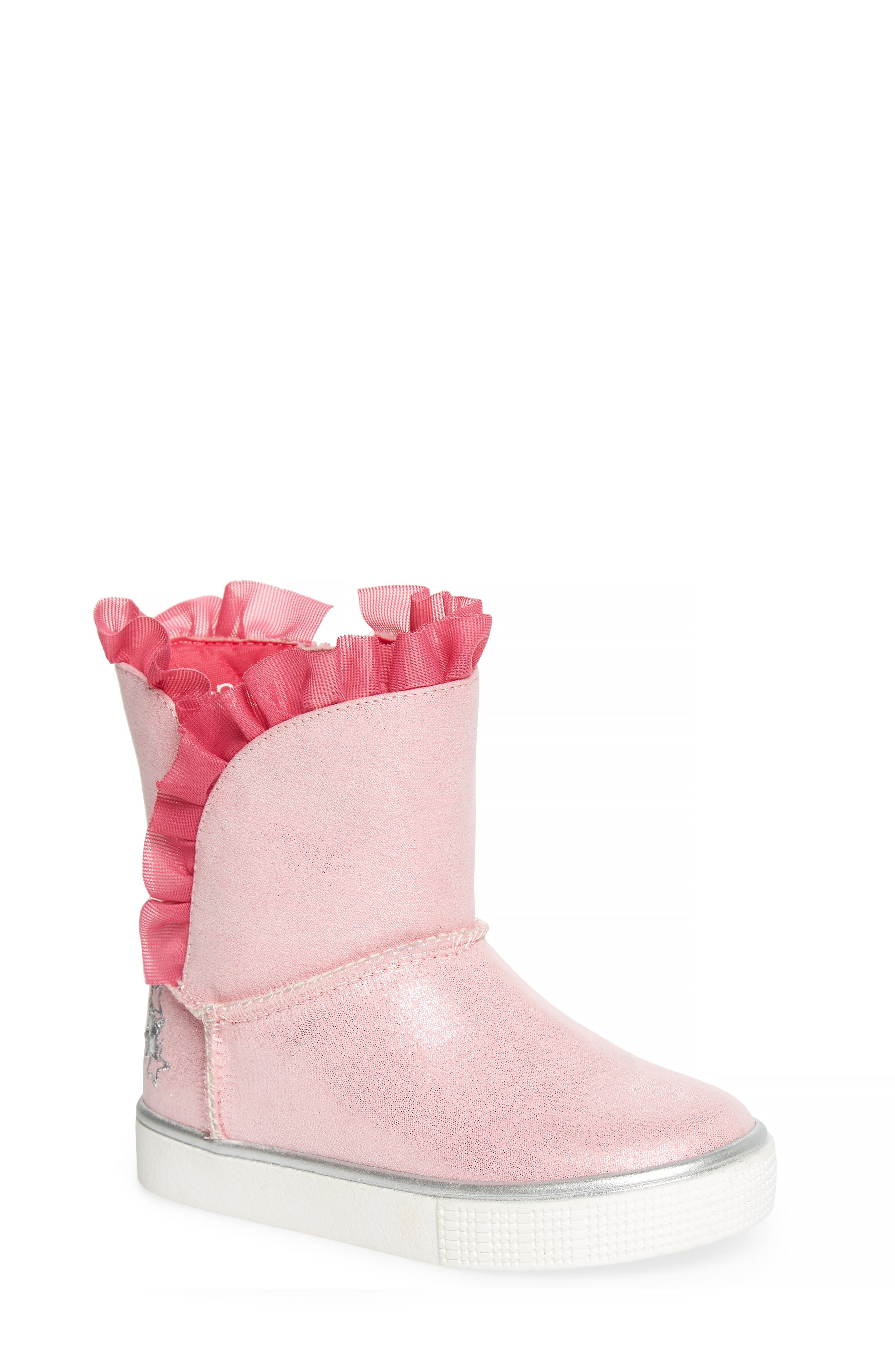 WellieWishers from American Girl Emerson Tulle Sneaker Boot (Walker, Toddler, Little Kid & Big Kid)