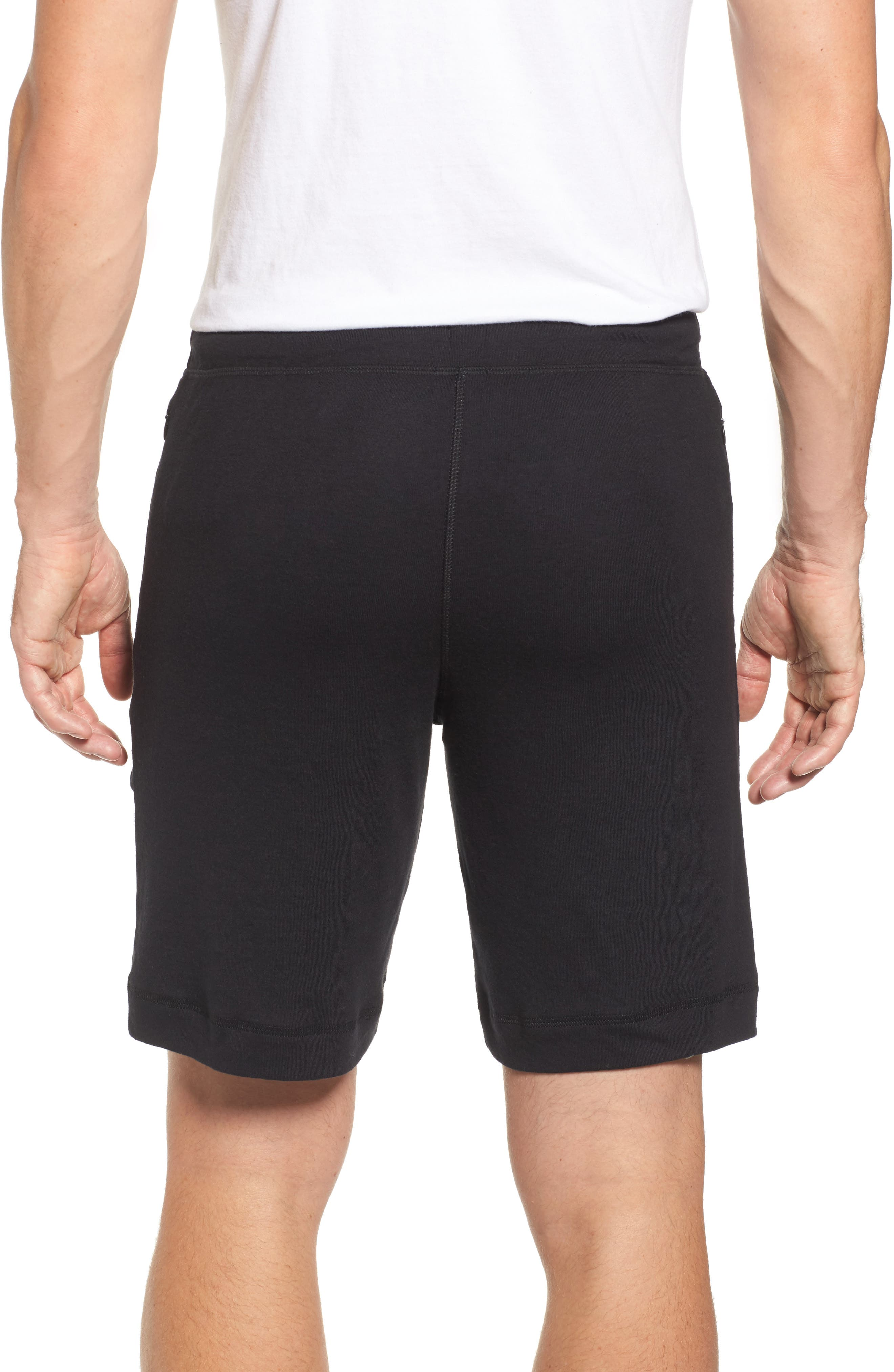 Alternate Image 2  - Alo Revival Relaxed Knit Shorts