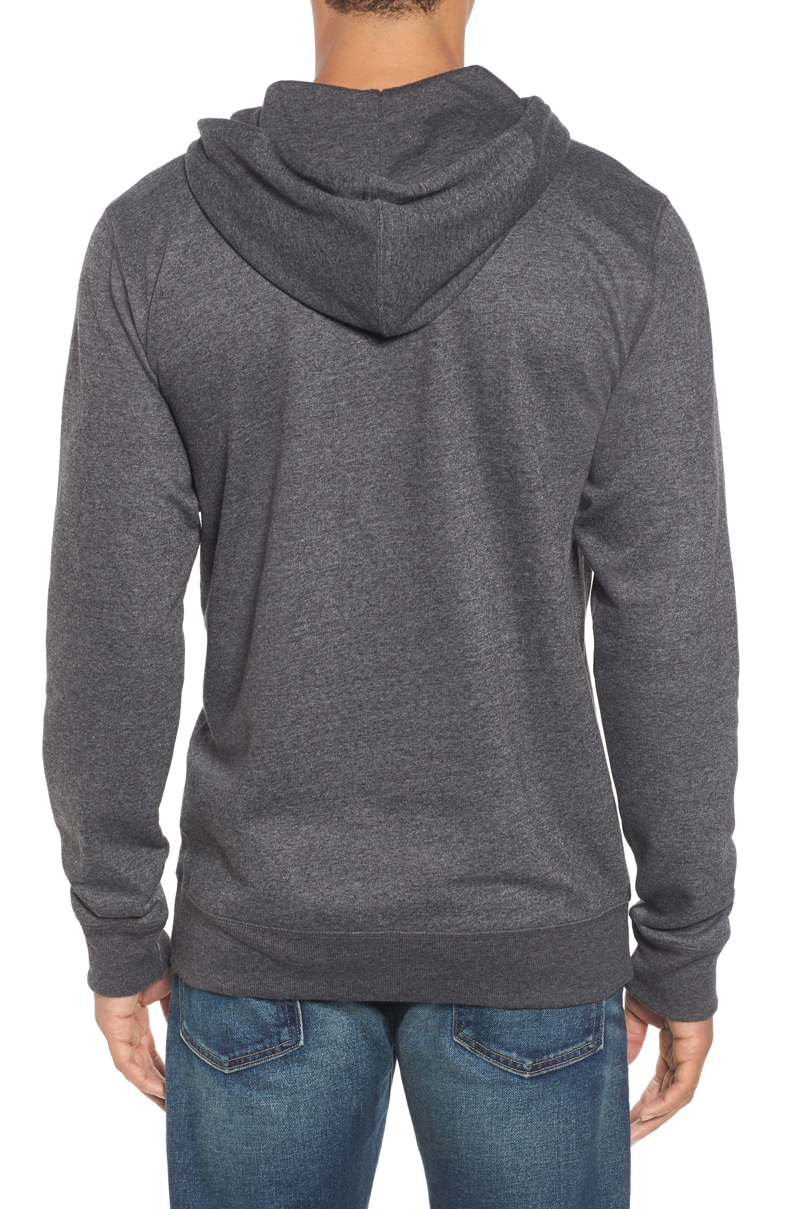 Alternate Image 2  - Billabong All Day Pullover Hoodie