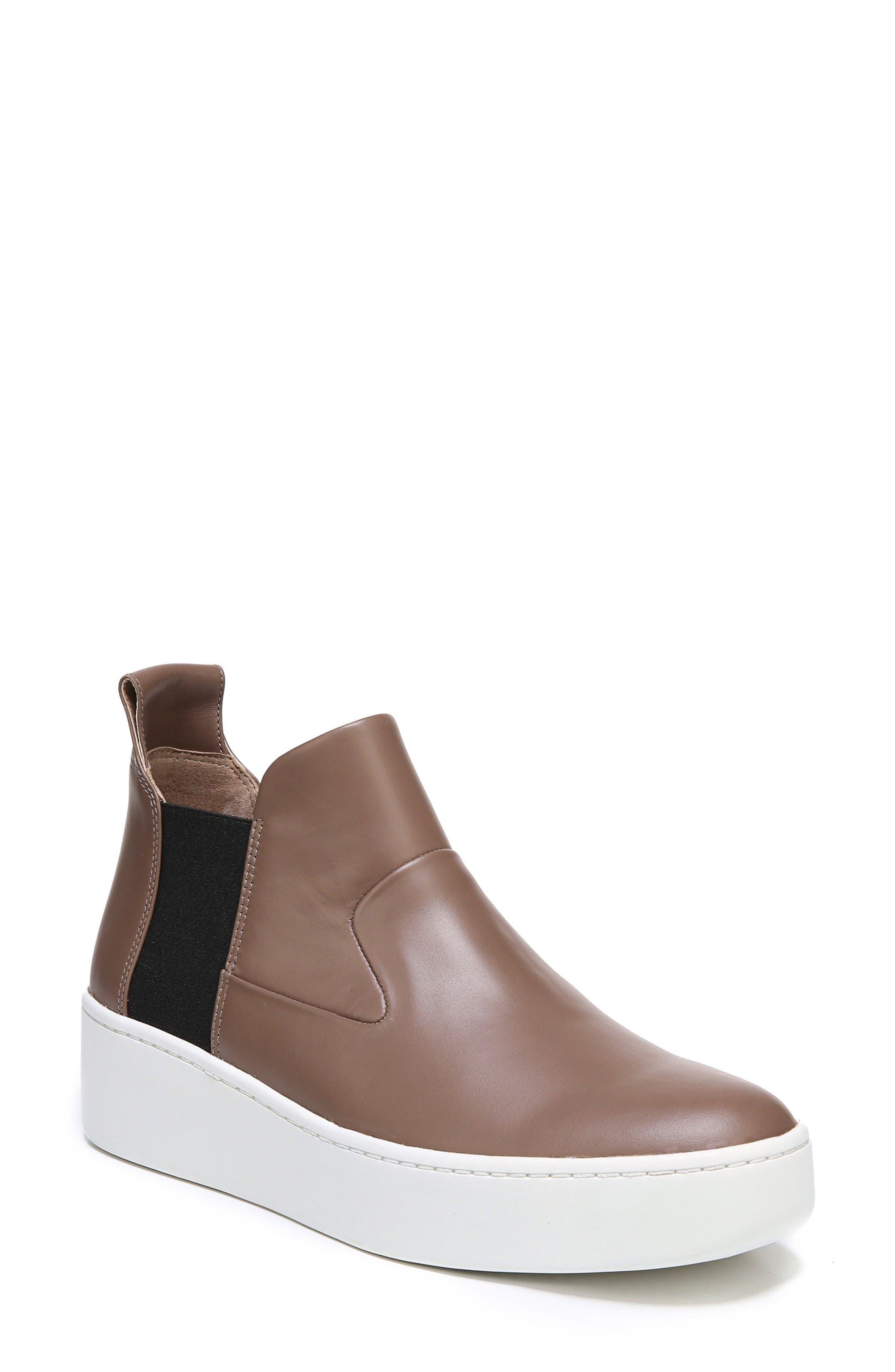 Alternate Image 1 Selected - Via Spiga Eren Slip-On High Top Sneaker (Women)