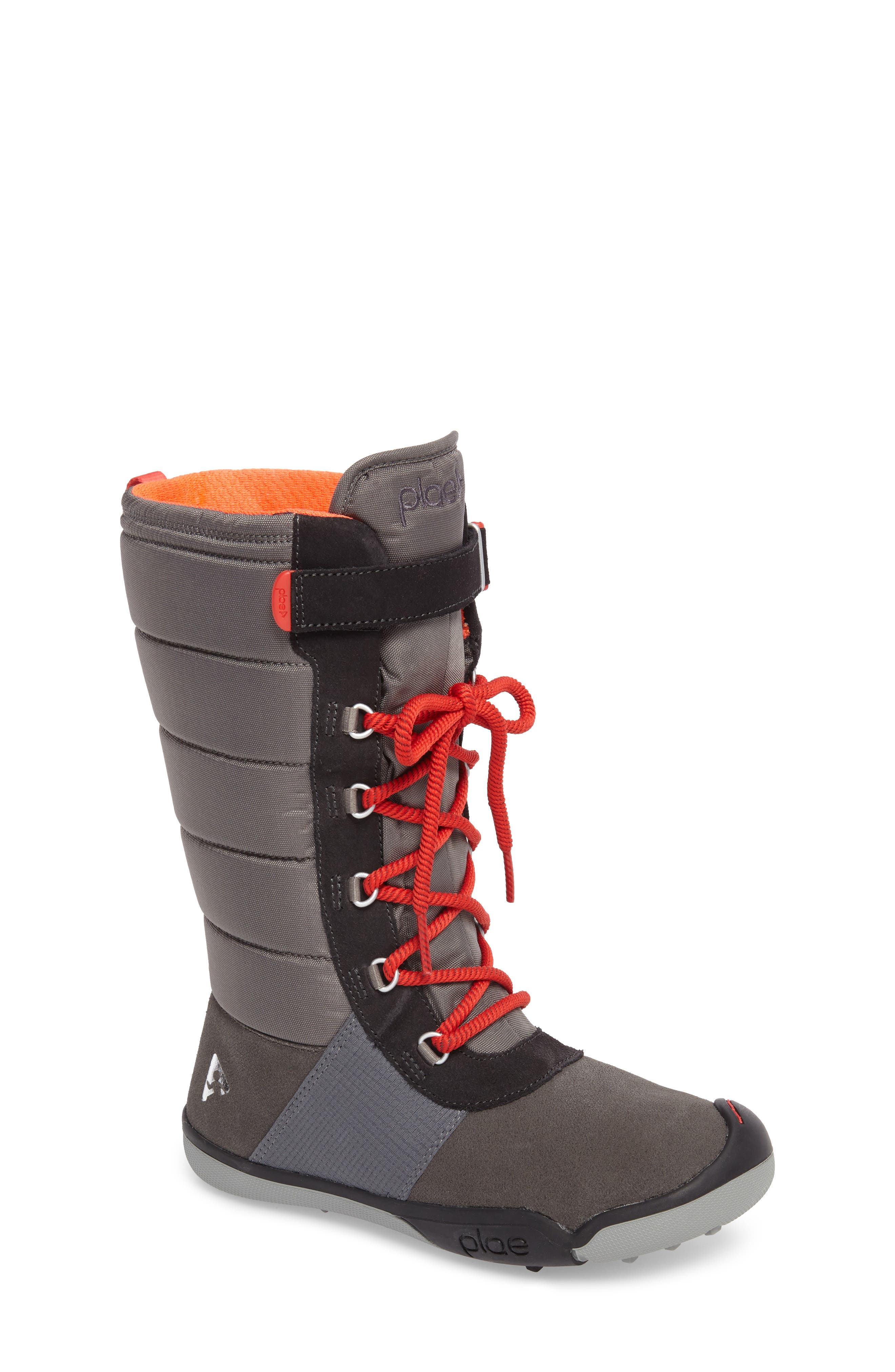Main Image - PLAE Jack Customizable Waterproof Boot (Toddler & Little Kid)