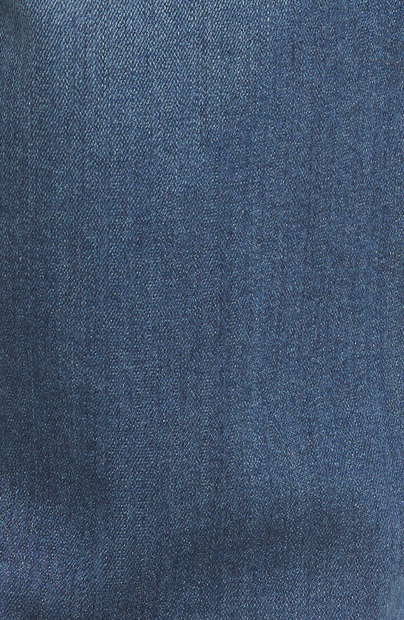 Transcend - Federal Slim Straight Fit Jeans,                             Alternate thumbnail 5, color,                             Skyler