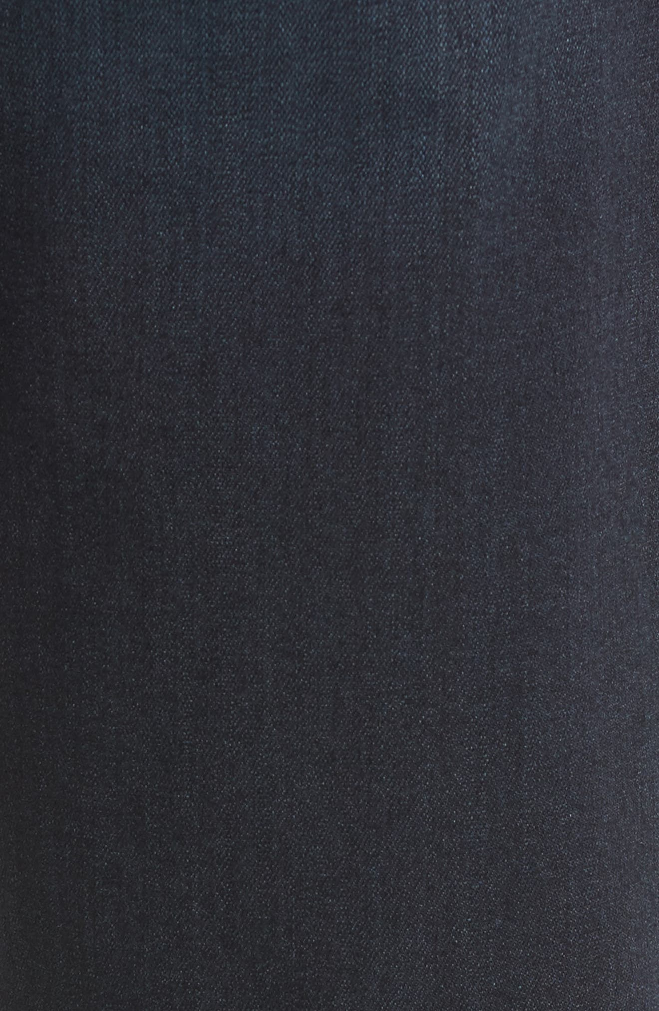 Alternate Image 5  - PAIGE Transcend - Federal Slim Straight Leg Jeans (Wilkins)