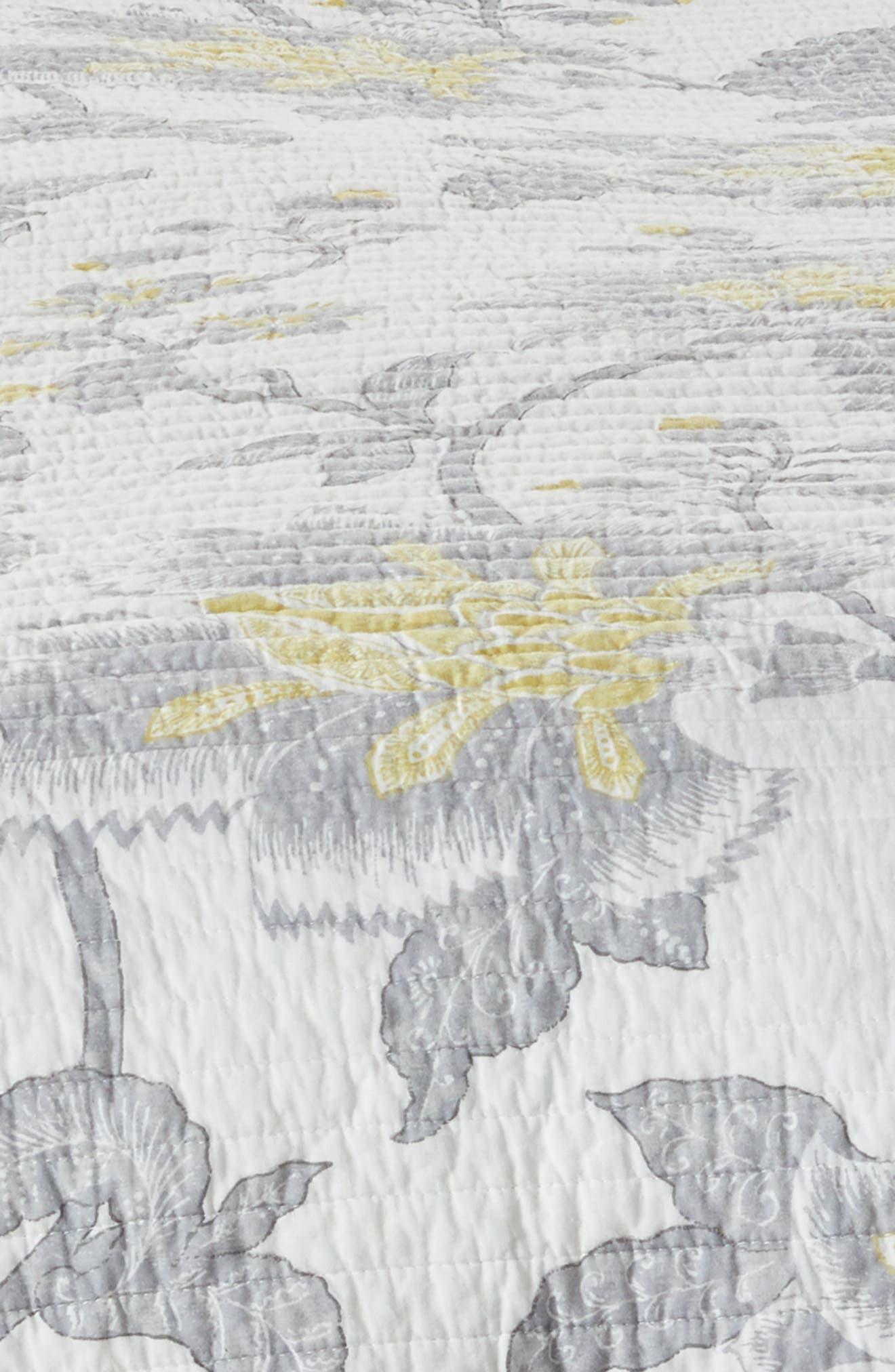 Alternate Image 3  - Levtex Remie Reversible Quilt