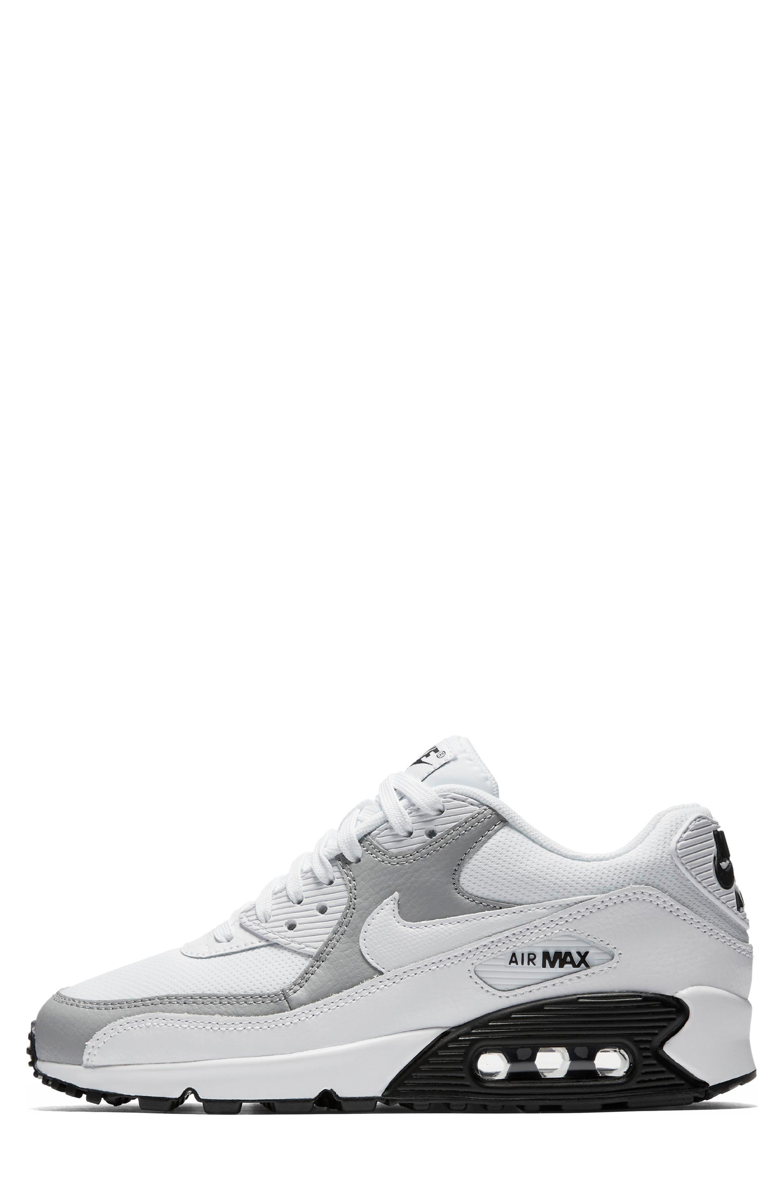Alternate Image 3  - Nike Air Max 90 Sneaker (Women)